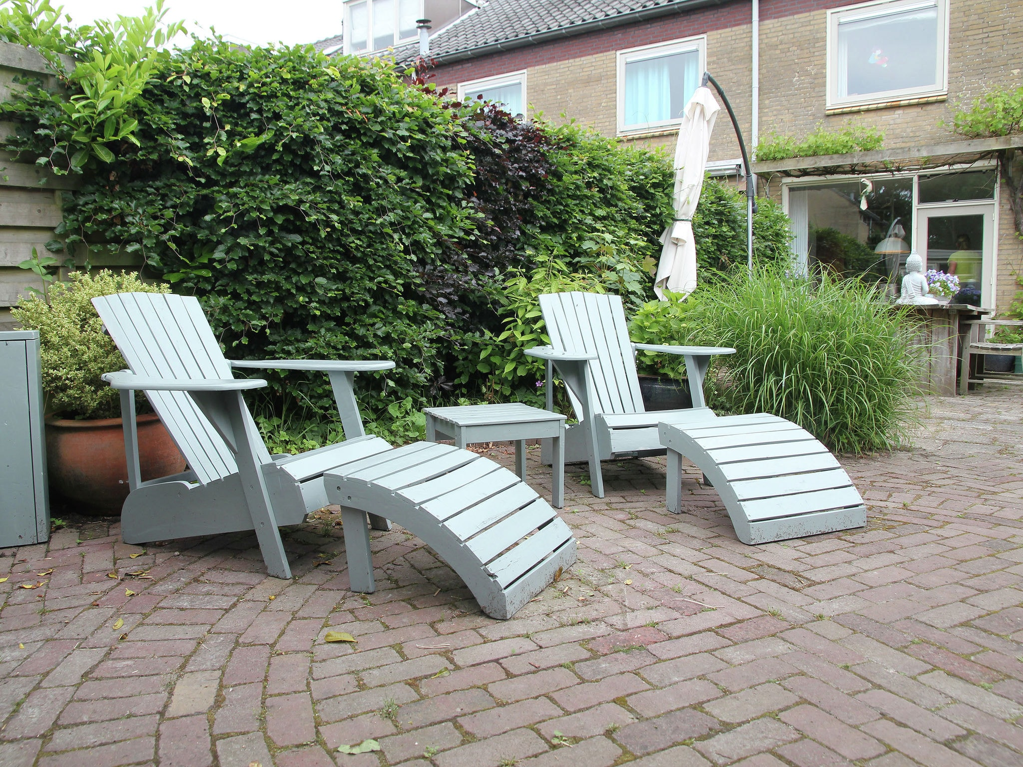 Holland | North Sea Coast North | Holiday home Sunny Garden | all year | GardenSummer