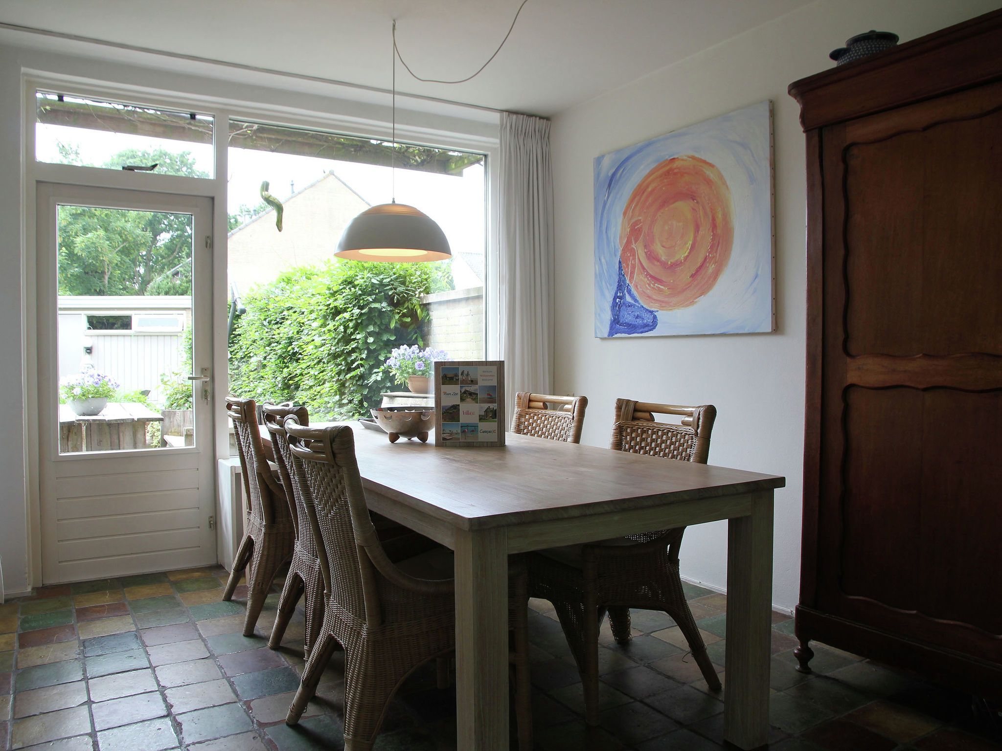 Holland | North Sea Coast North | Holiday home Sunny Garden | all year | DiningRoom