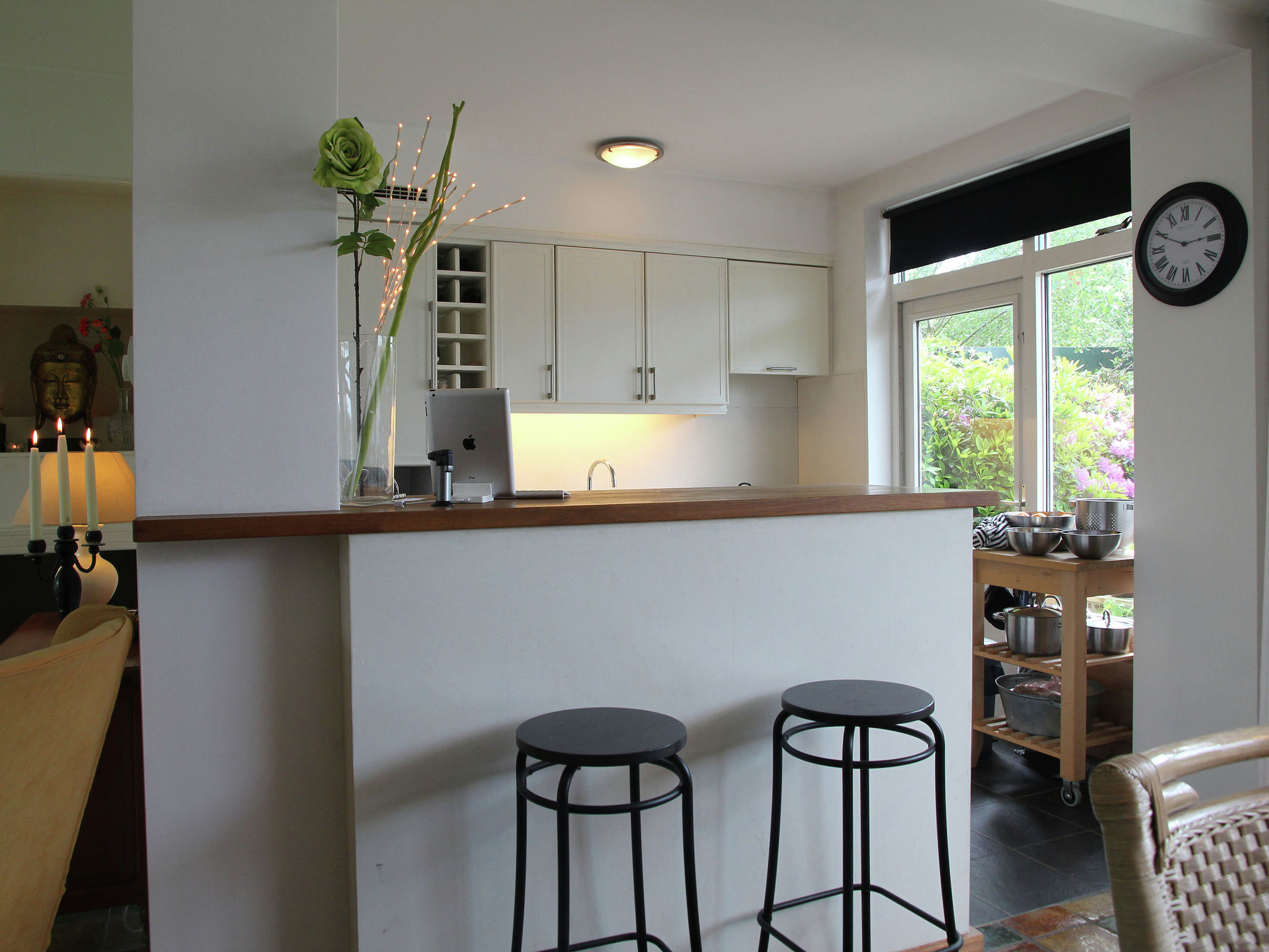 Holland | North Sea Coast North | Holiday home Sunny Garden | all year | Kitchen