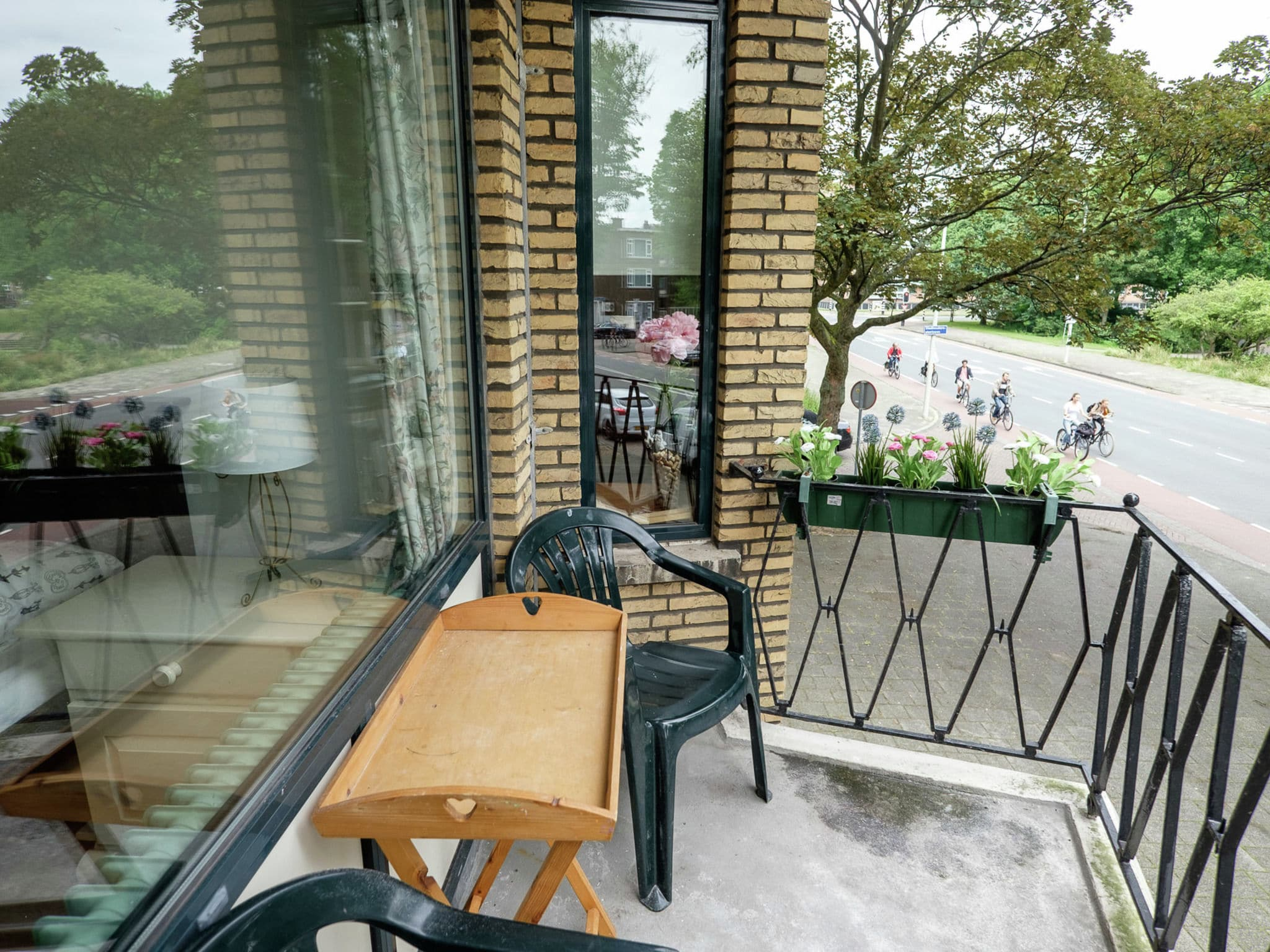Holland | North Sea Coast South | Holiday home Cantate | all year | TerraceBalcony
