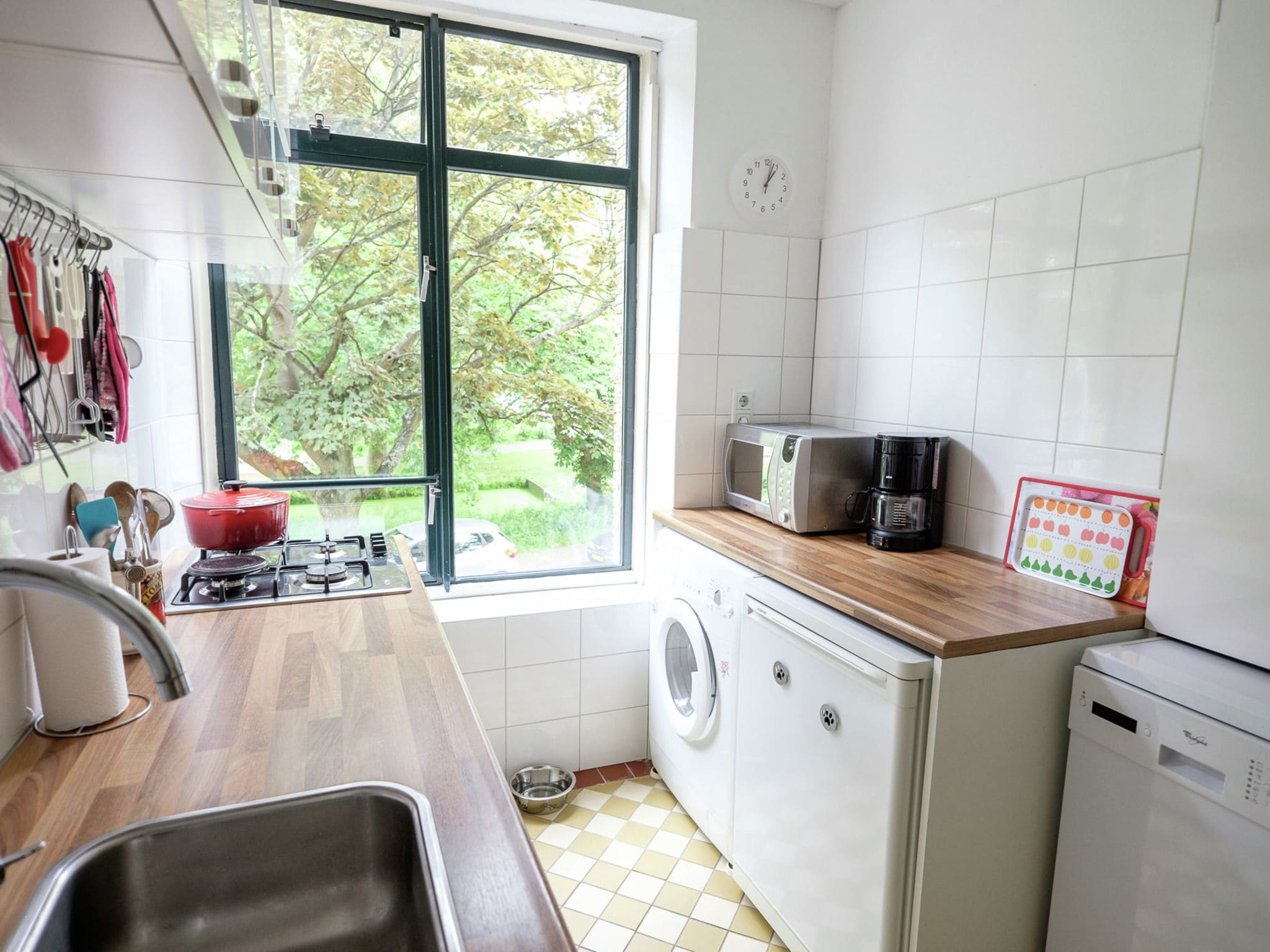 Holland | North Sea Coast South | Holiday home Cantate | all year | Kitchen