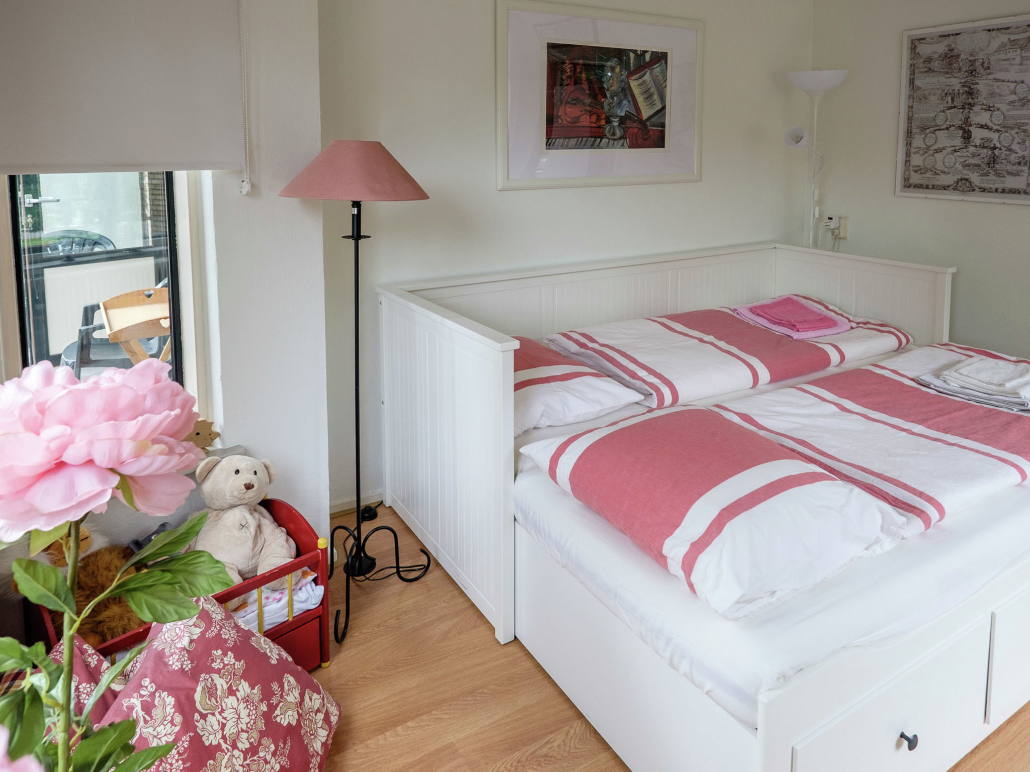 Holland | North Sea Coast South | Holiday home Cantate | all year | BedRoom