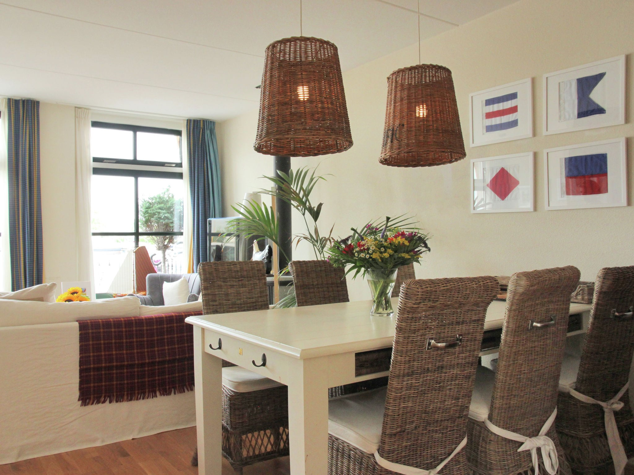 Holland | Friesland | Holiday home 't Friese Water | all year | DiningRoom