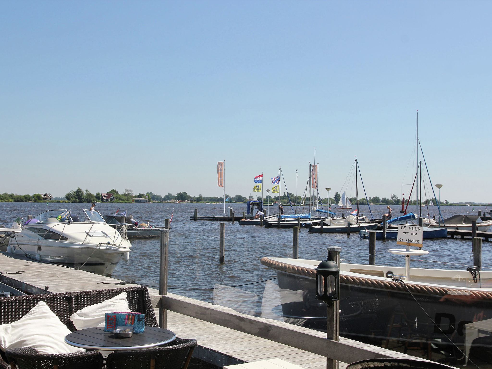 Holland | Friesland | Holiday home 't Friese Water | all year | AreaSummer20KM