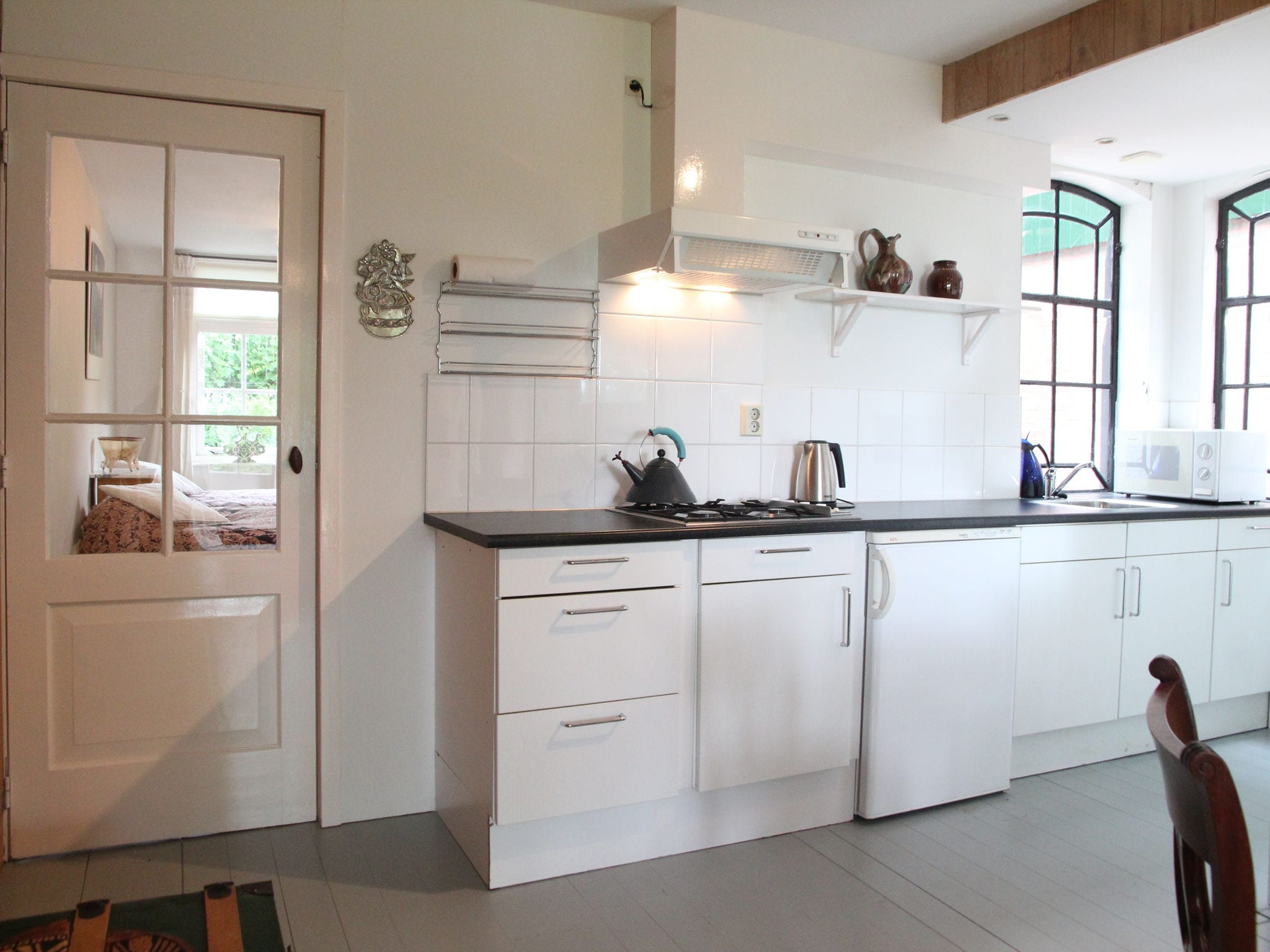 Holland | North Sea Coast North | Holiday home Aan de Westfriesedijk | all year | Kitchen