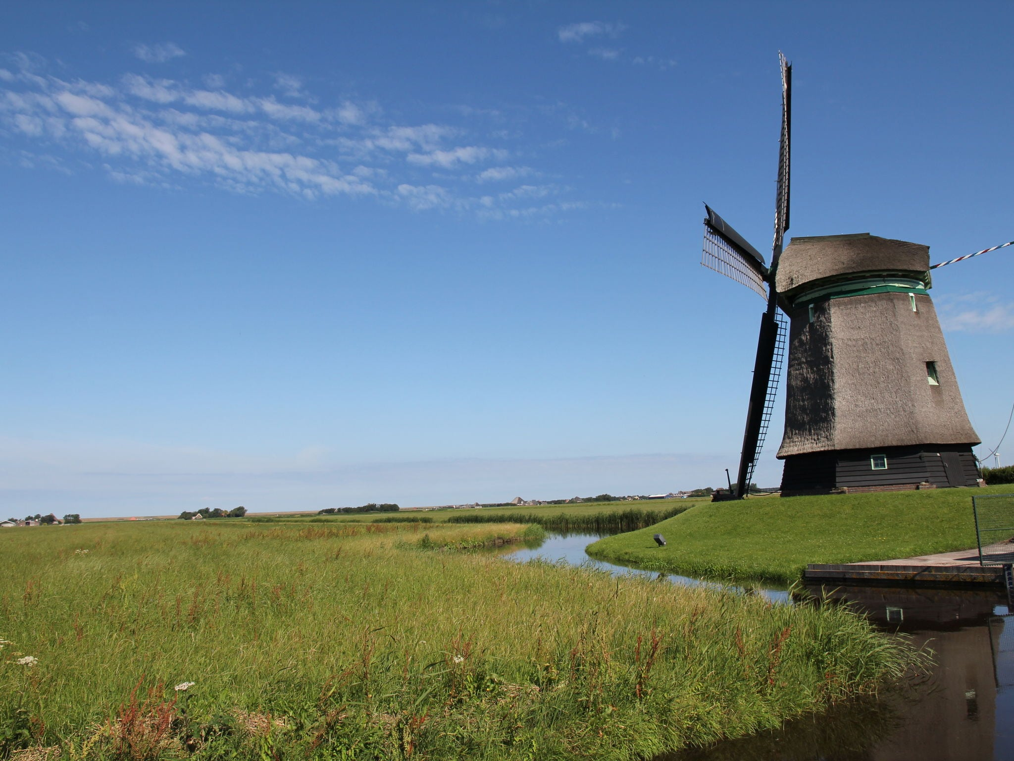 Holland | North Sea Coast North | Holiday home Aan de Westfriesedijk | all year | AreaSummer1KM
