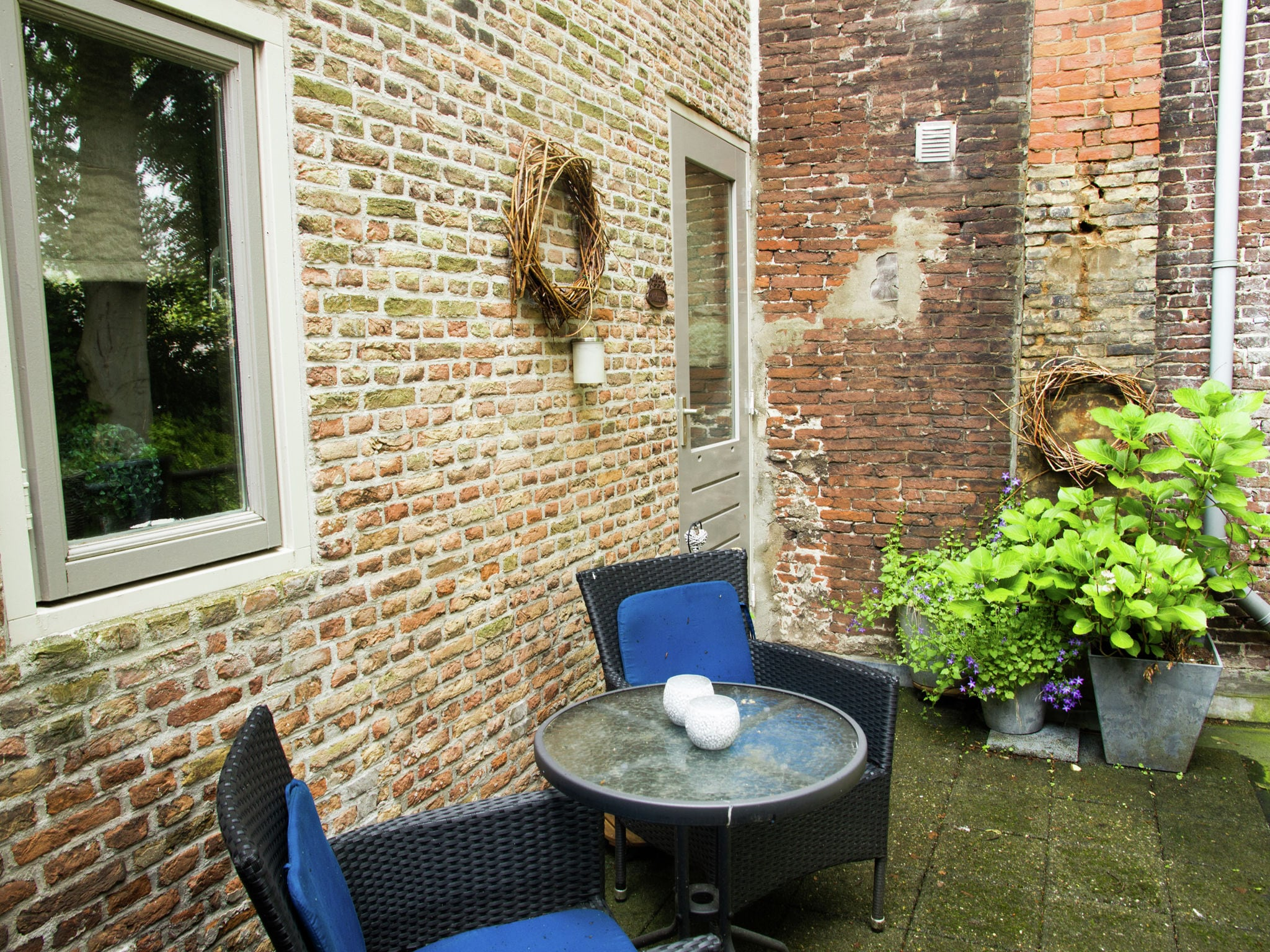 Holland | Zeeland | Holiday home De Gouden Eeuw | all year | TerraceBalcony