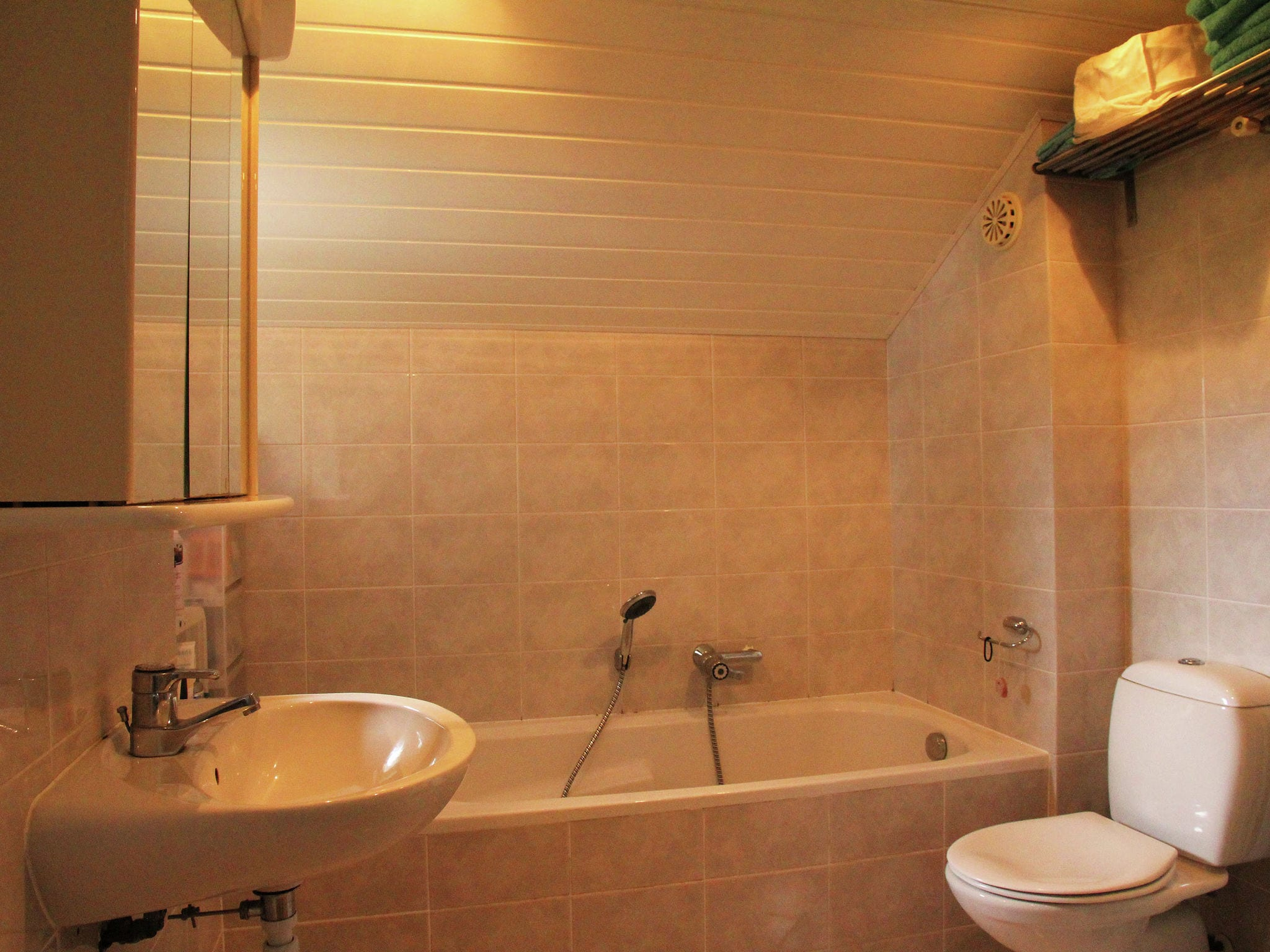 Holland | North Sea Coast North | Holiday home Happy Heiloo | all year | BathRoom