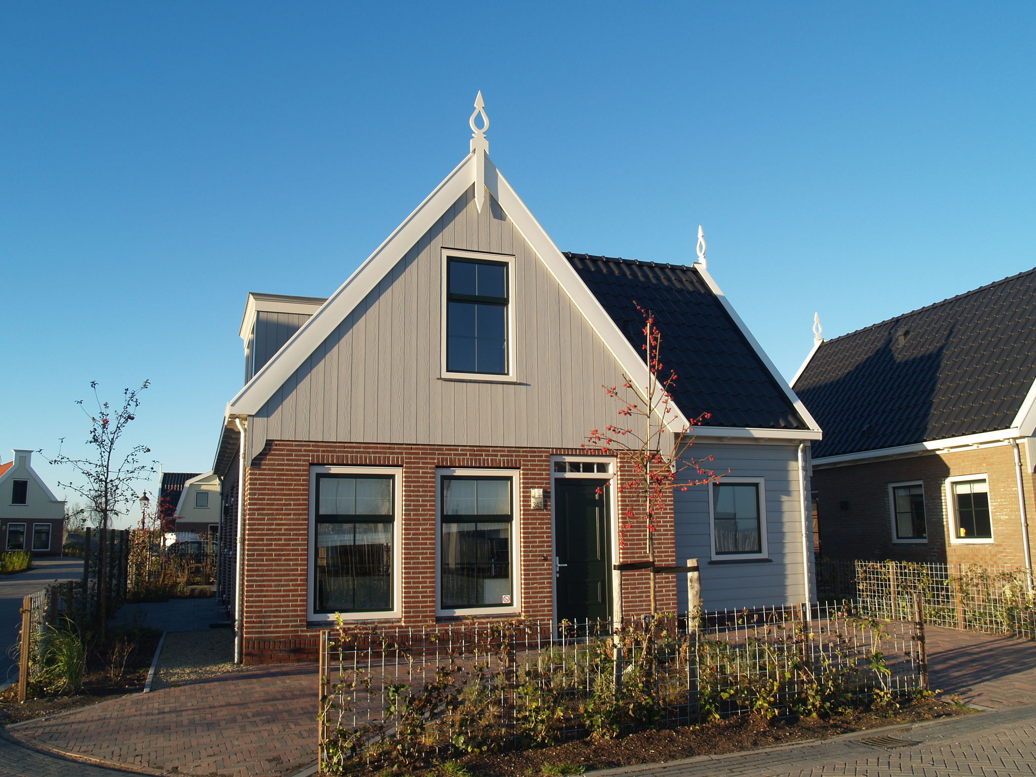Holland | North Sea Coast North | Holiday home Resort Poort van Amsterdam | all year | ExteriorSummer