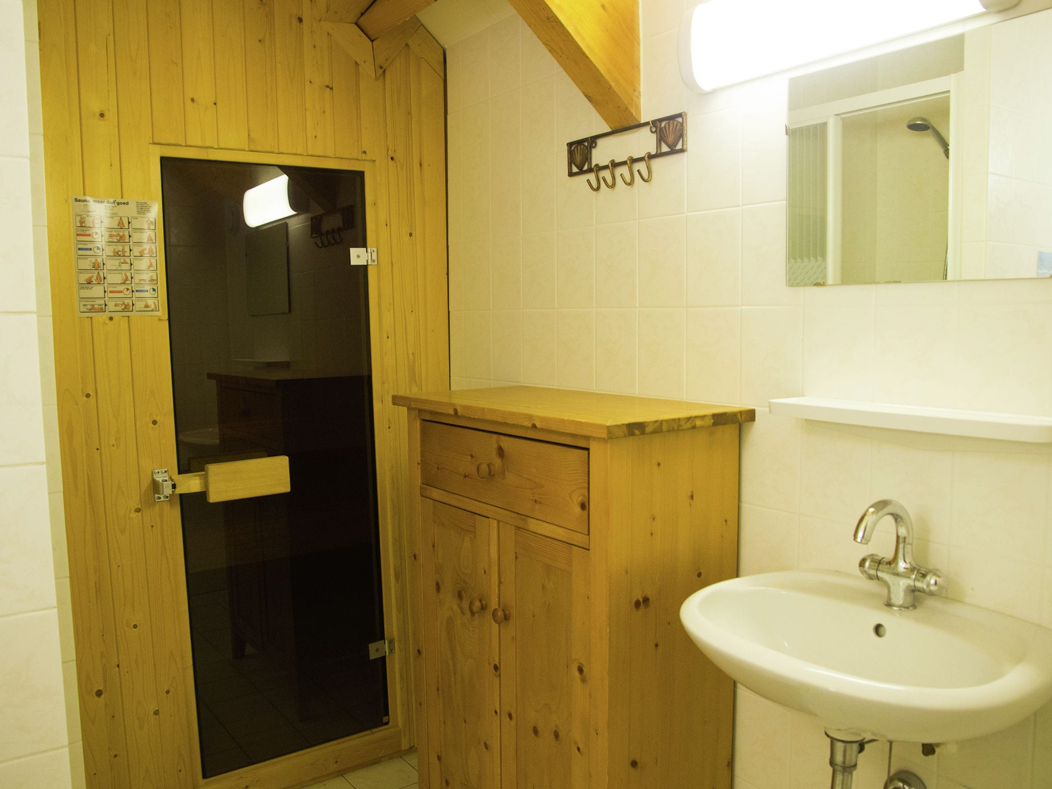 Holland | Zeeland | Holiday home Duinschelp | all year | BathRoom