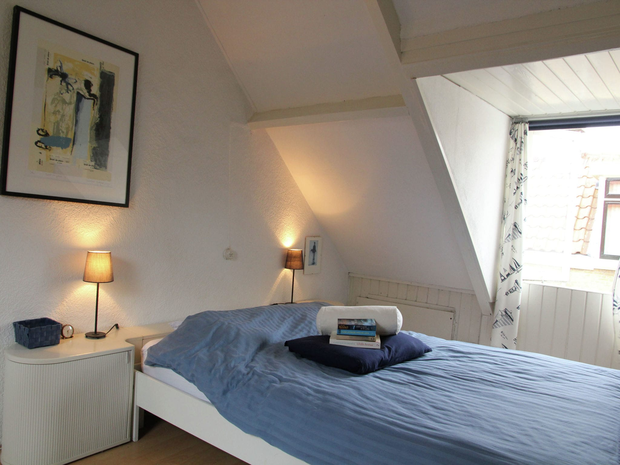 Holland | North Sea Coast South | Holiday home Het kleine vissershuisje | all year | BedRoom
