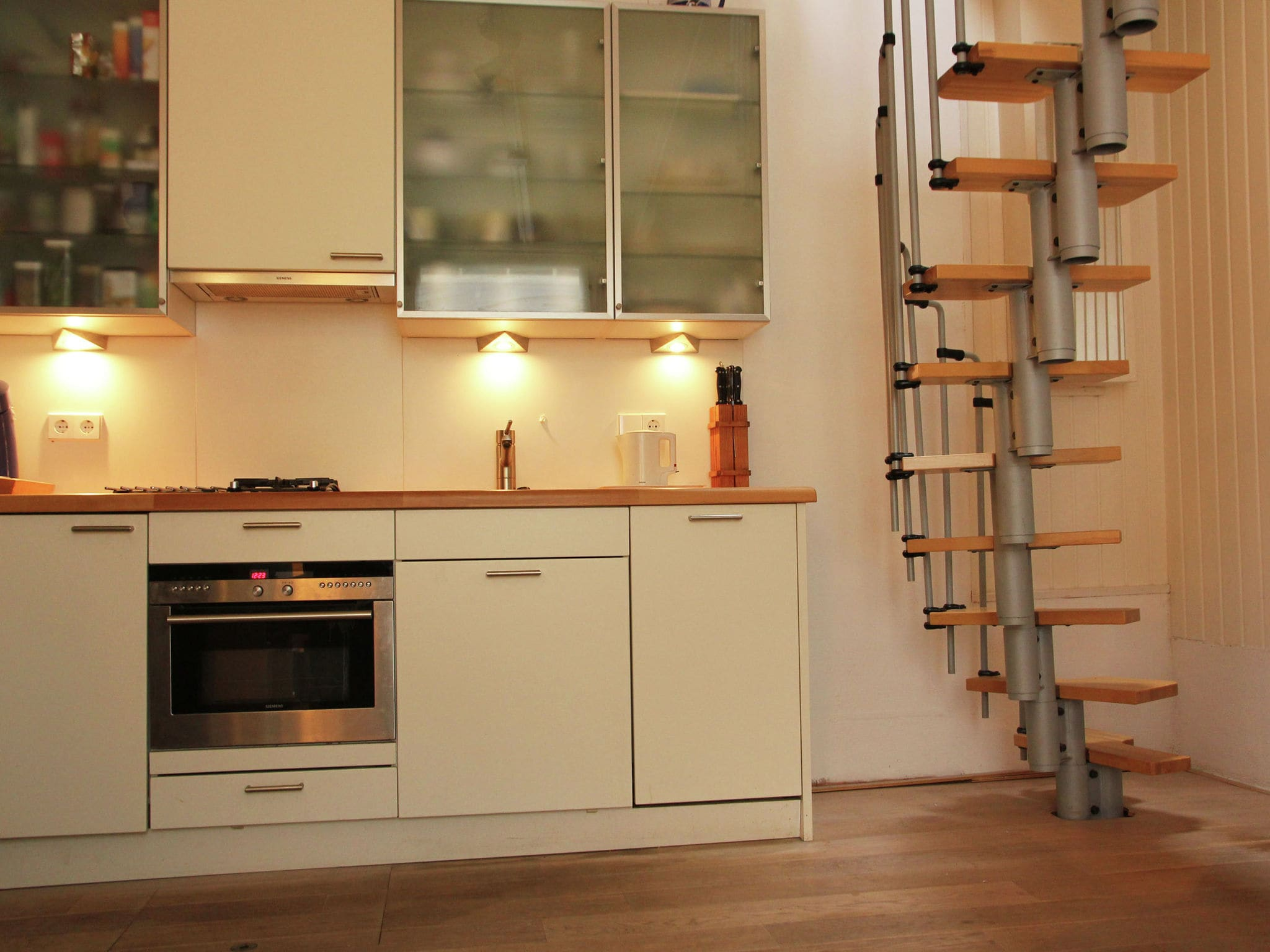 Holland | North Sea Coast South | Holiday home Het kleine vissershuisje | all year | Kitchen