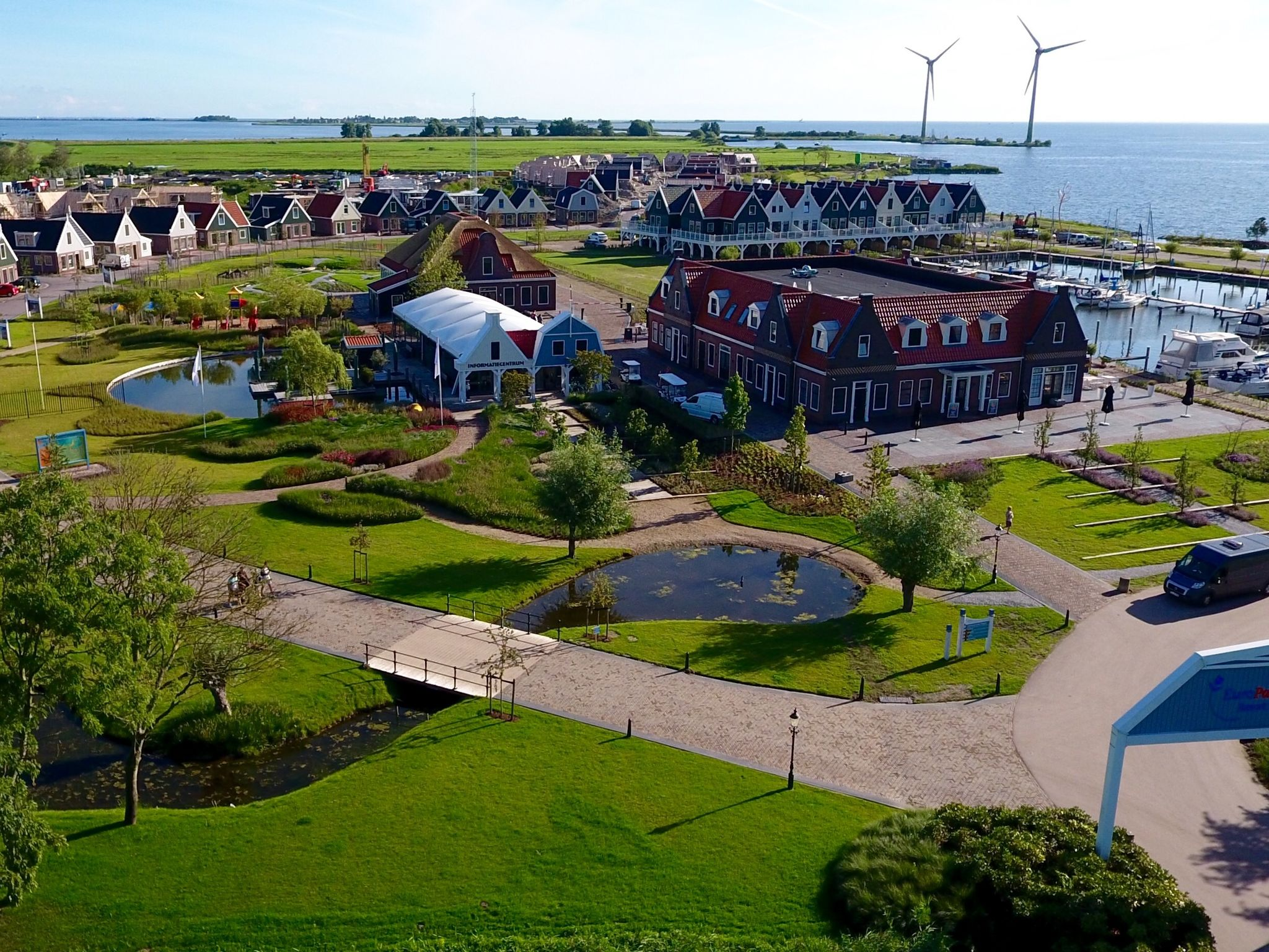 Holland | North Sea Coast North | Holiday home Resort Poort van Amsterdam | all year | AreaSummer1KM