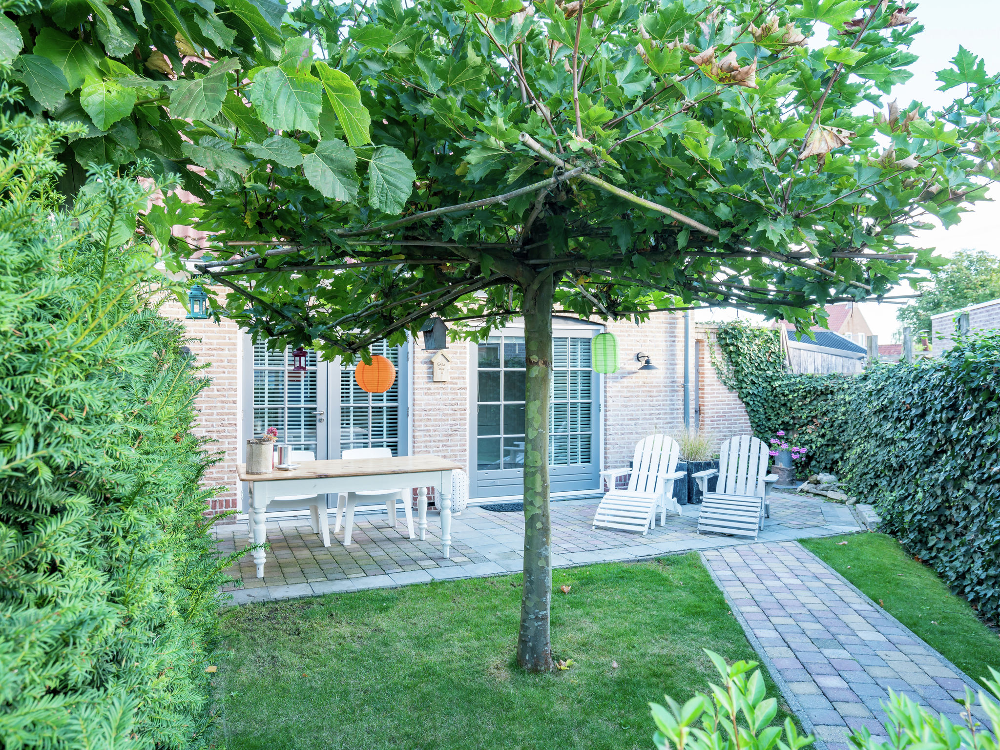 Holland | Zeeland | Holiday home Casa Duo | all year | GardenSummer