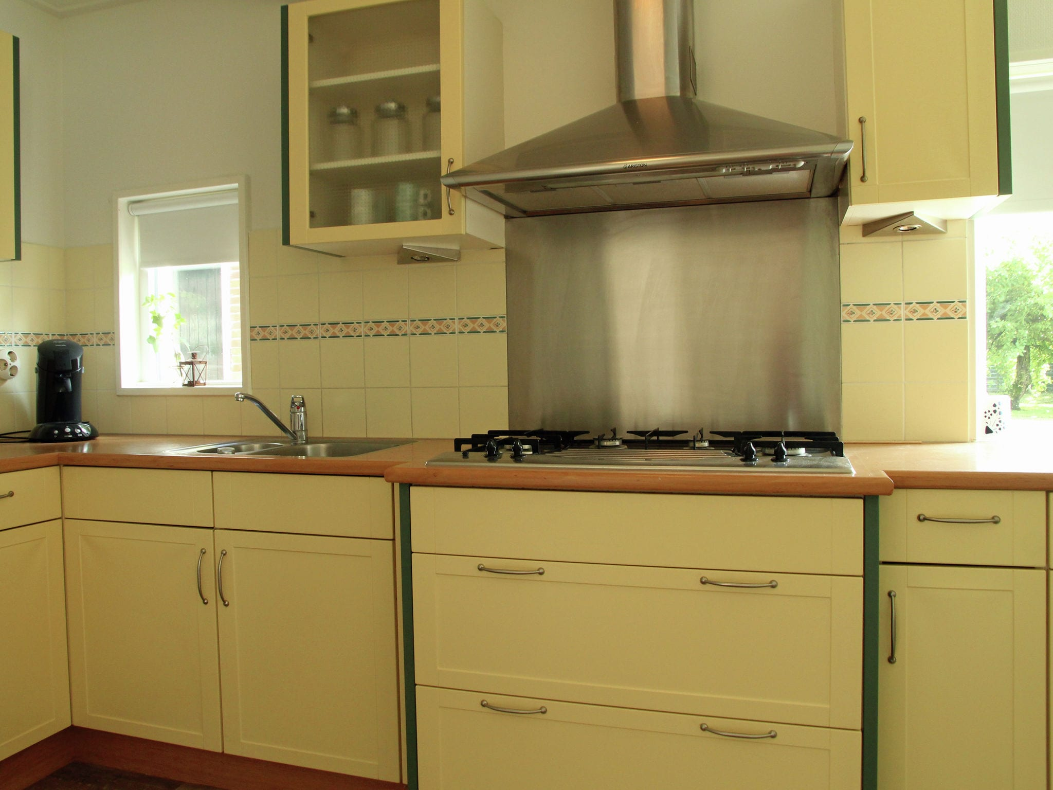 Holland | Friesland | Holiday home Hielsema | all year | Kitchen