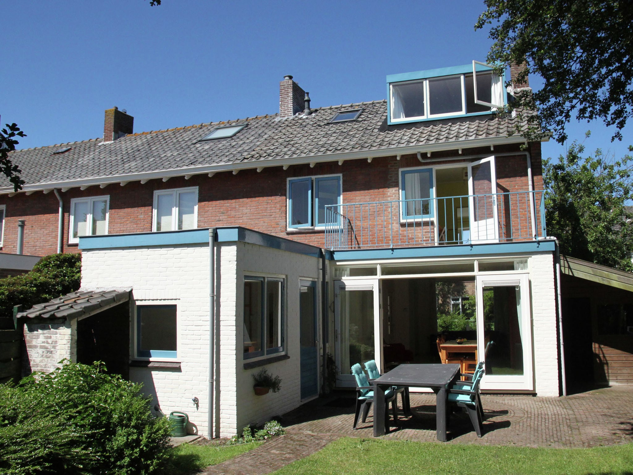 Holland | North Sea Coast North | Holiday home Zonnehoek | all year | ExteriorSummer