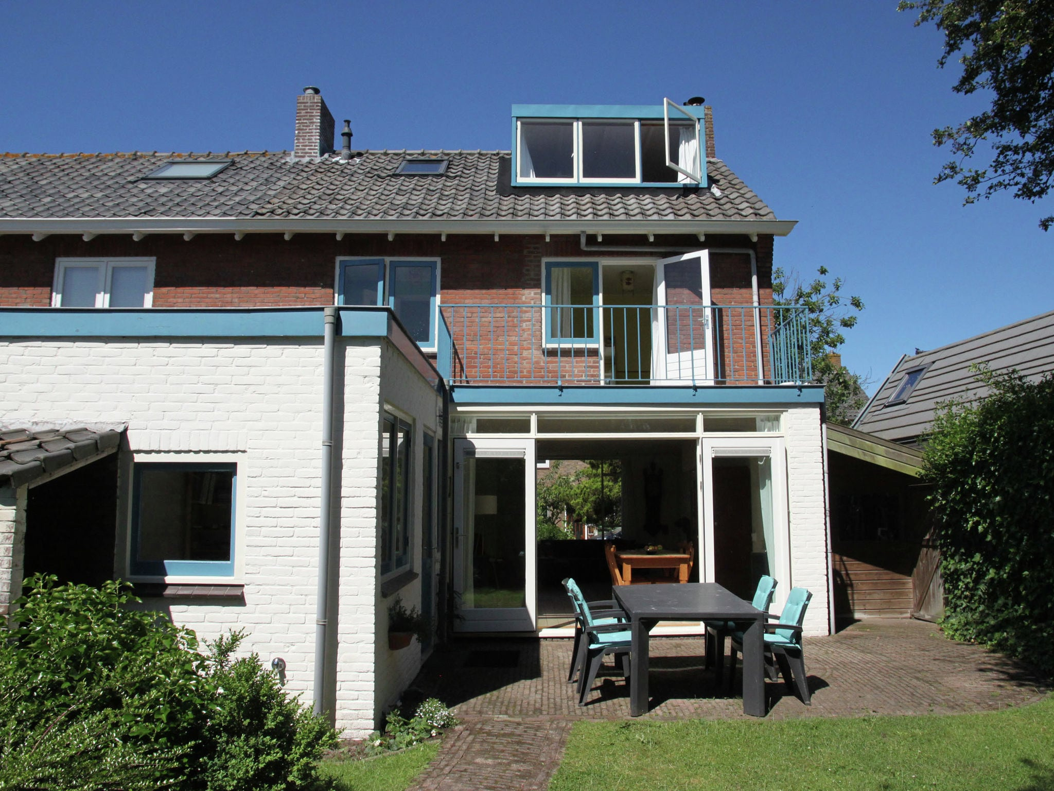 Holland | North Sea Coast North | Holiday home Zonnehoek | all year | GardenSummer
