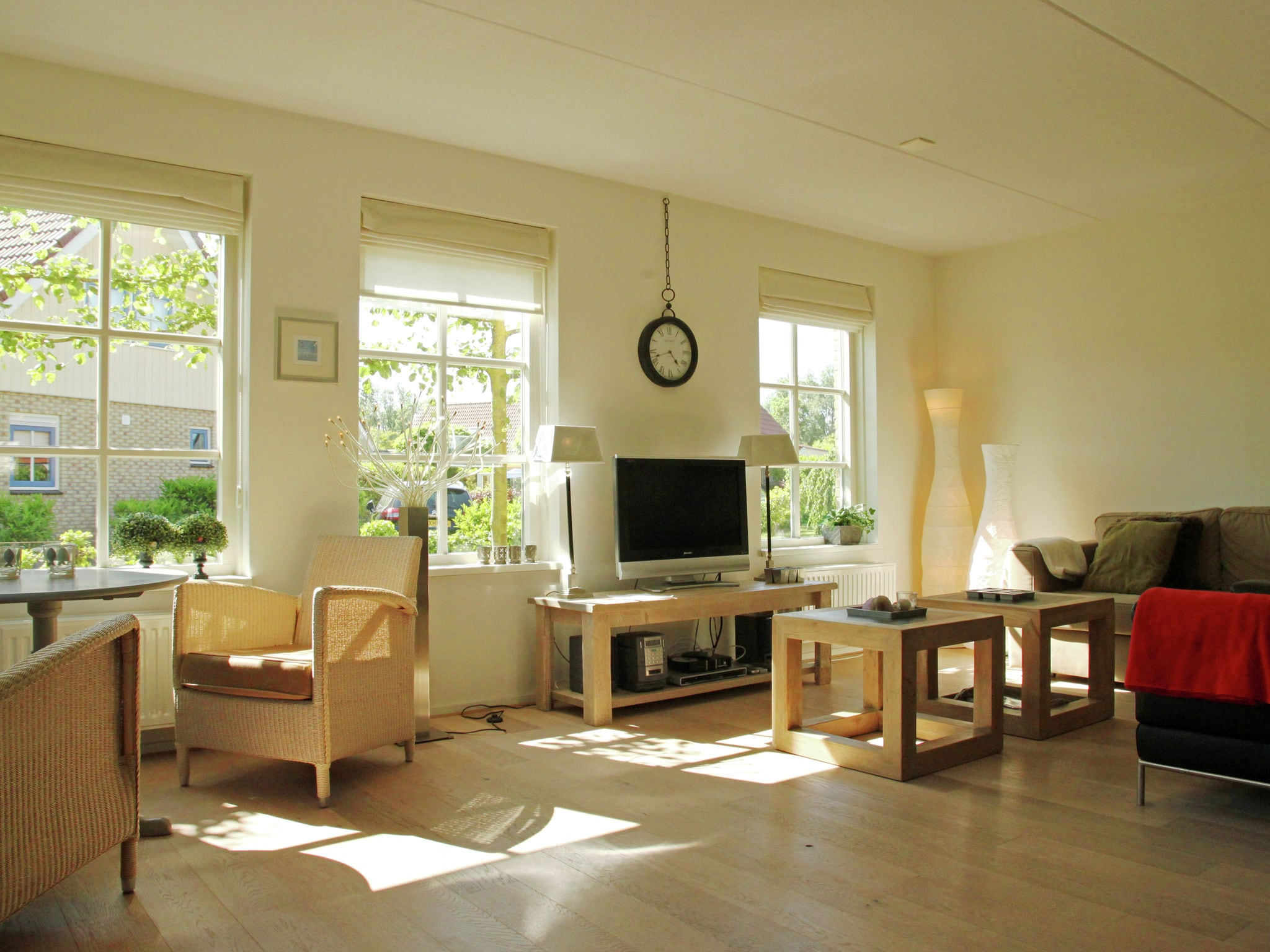 Holland | North Sea Coast North | Holiday home Villa Jean | all year | LivingRoom