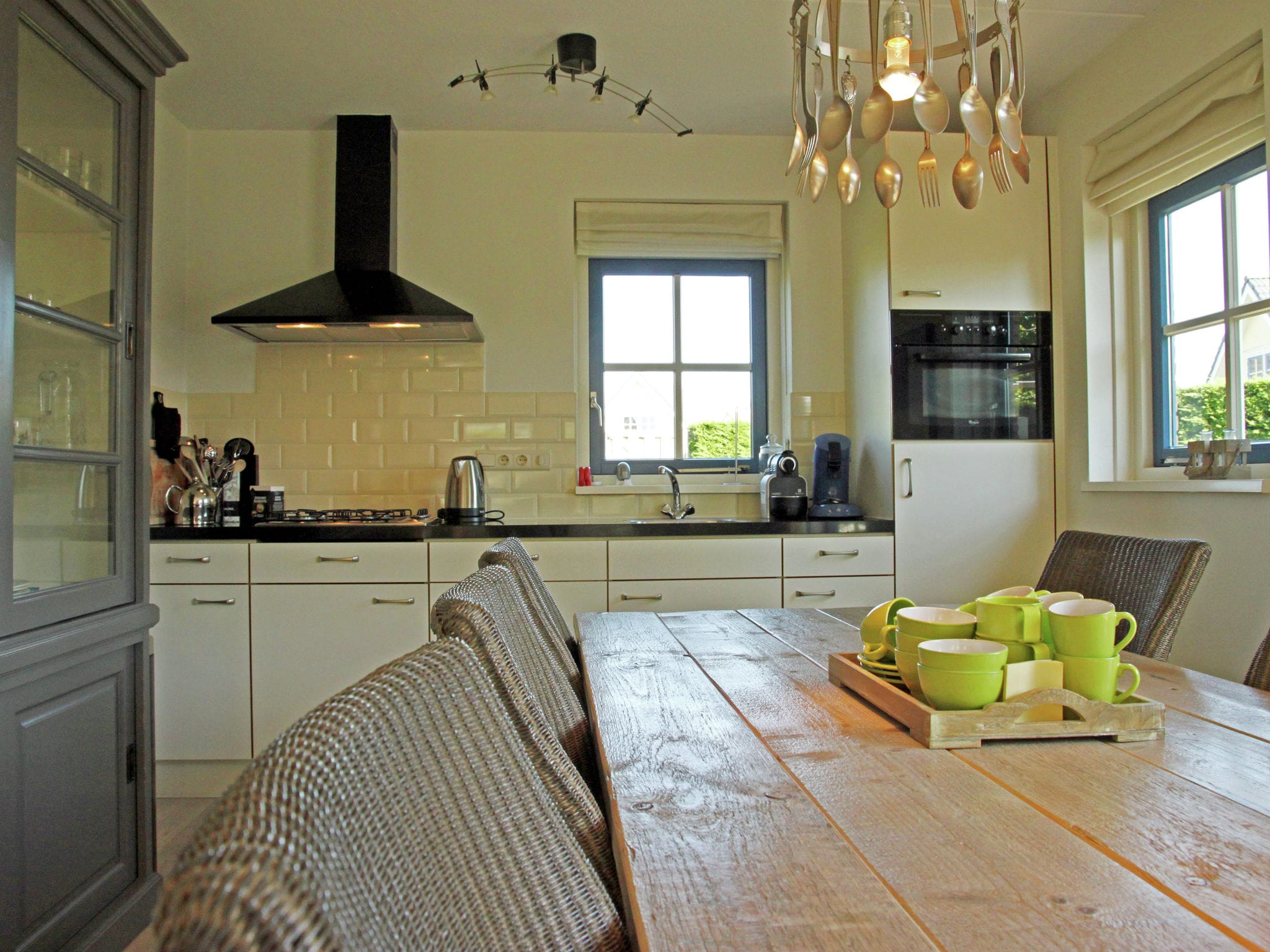 Holland | North Sea Coast North | Holiday home Villa Jean | all year | Kitchen