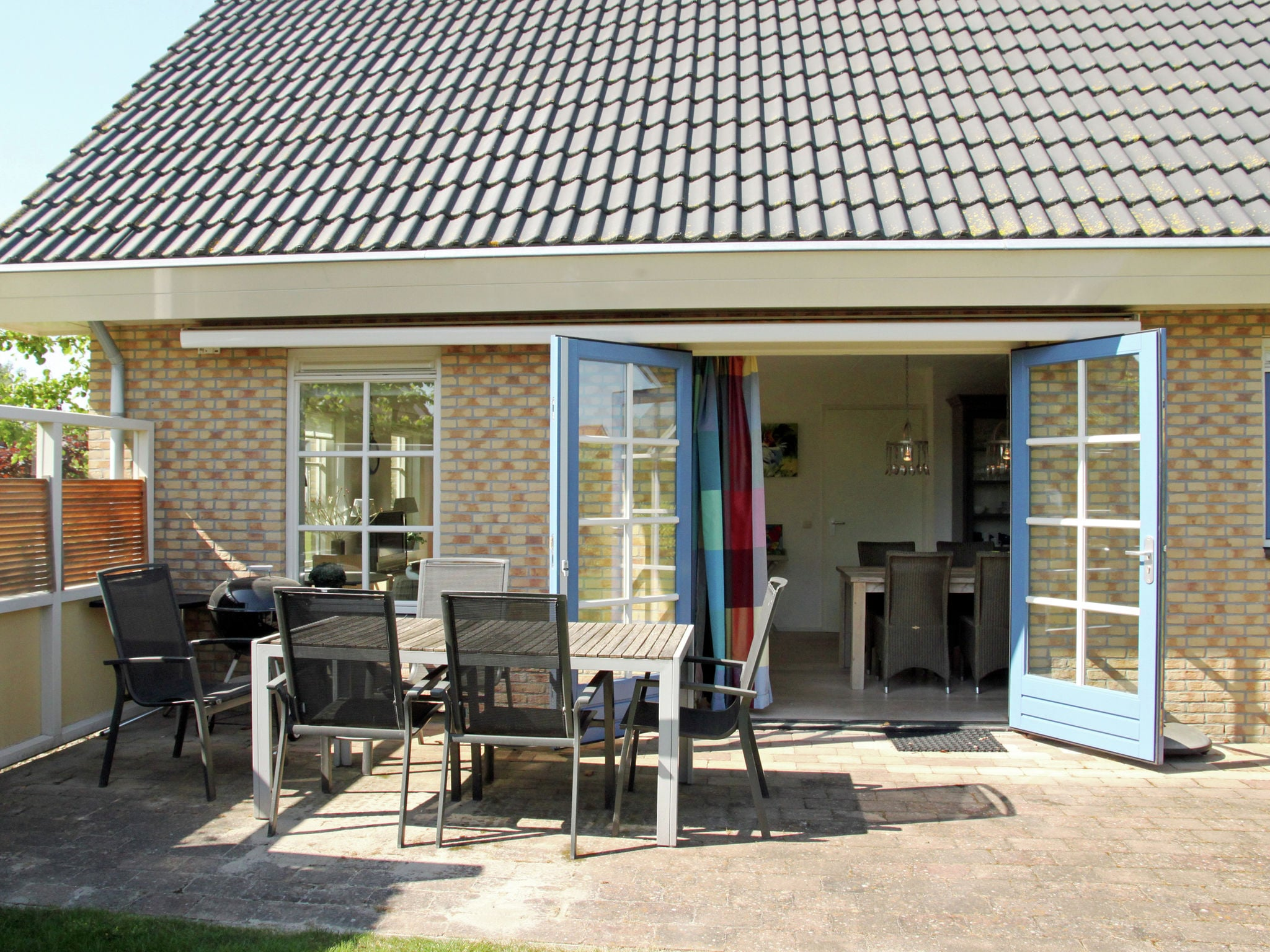 Holland | North Sea Coast North | Holiday home Villa Jean | all year | TerraceBalcony