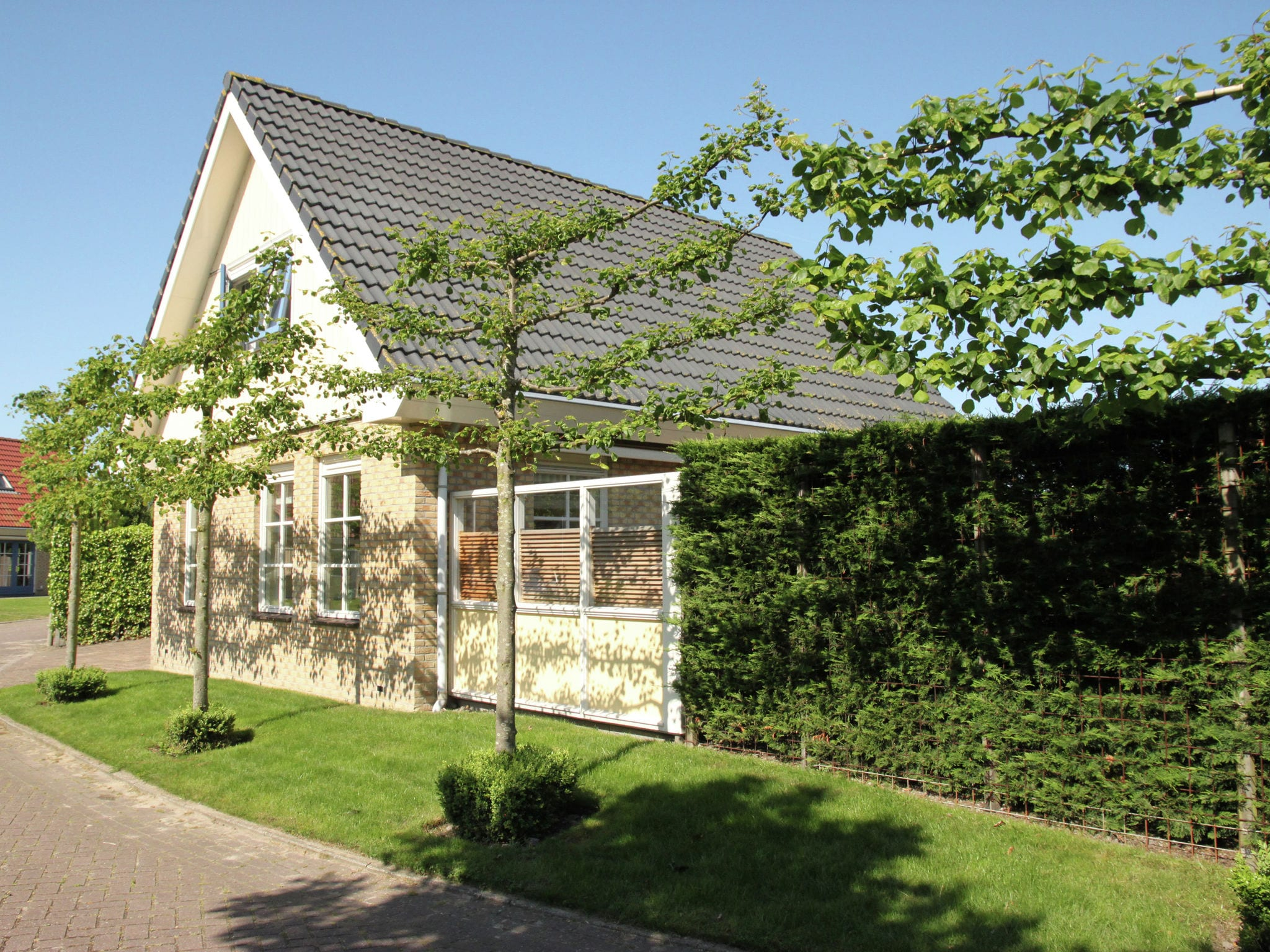 Holland | North Sea Coast North | Holiday home Villa Jean | all year | ExteriorSummer