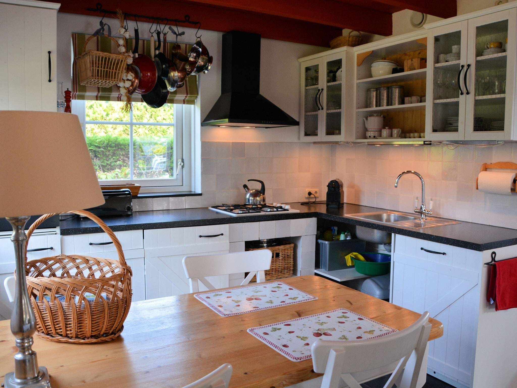 Holland | North Sea Coast South | Holiday home Searose | all year | Kitchen