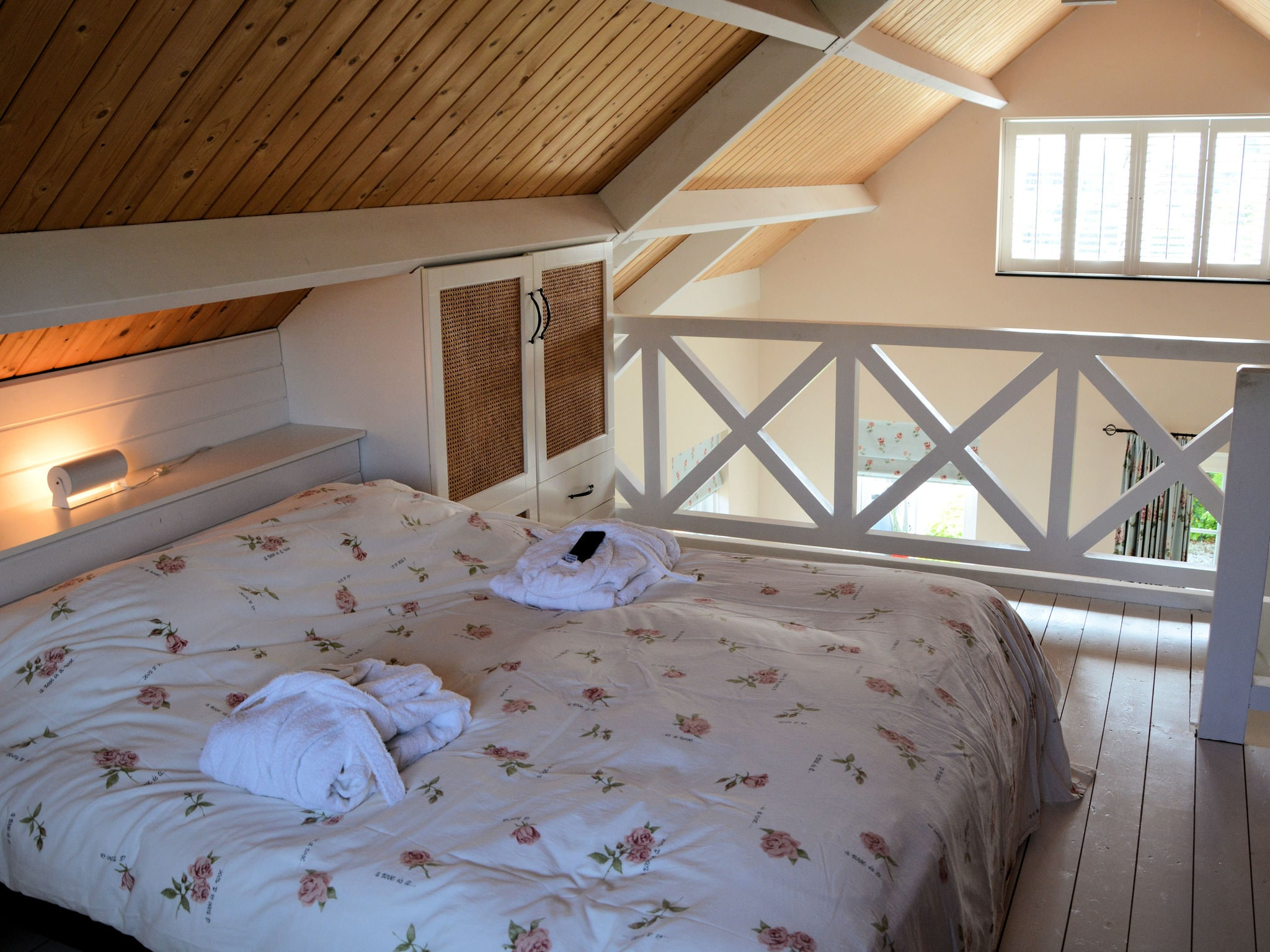 Holland | North Sea Coast South | Holiday home Searose | all year | BedRoom