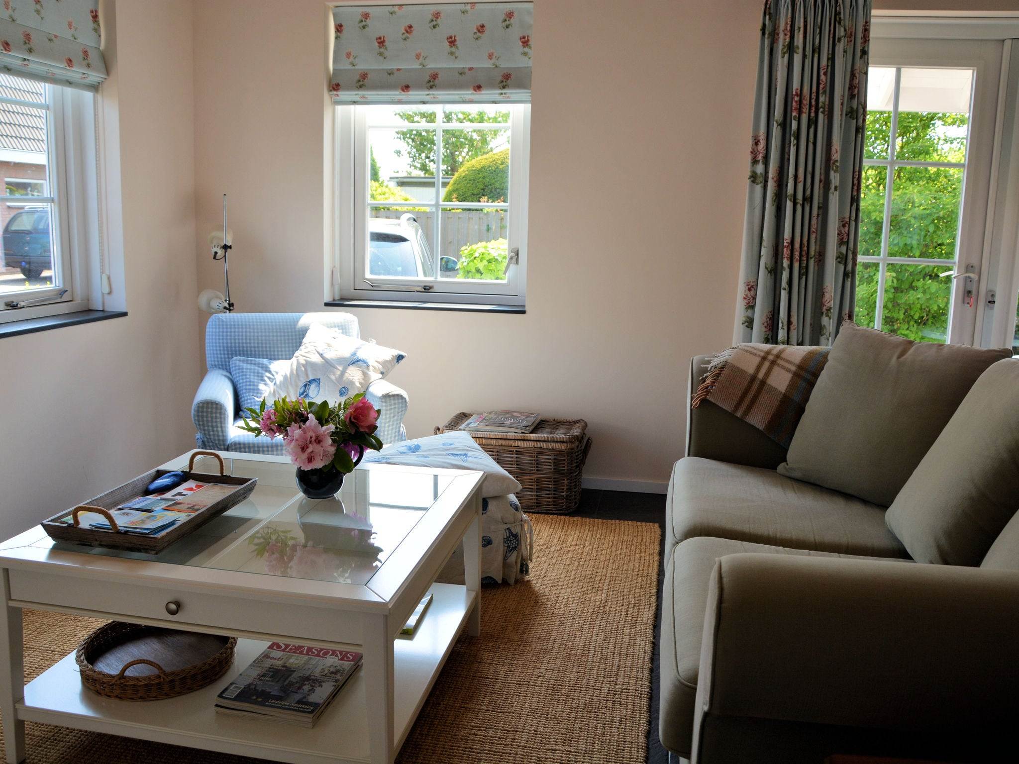 Holland | North Sea Coast South | Holiday home Searose | all year | LivingRoom