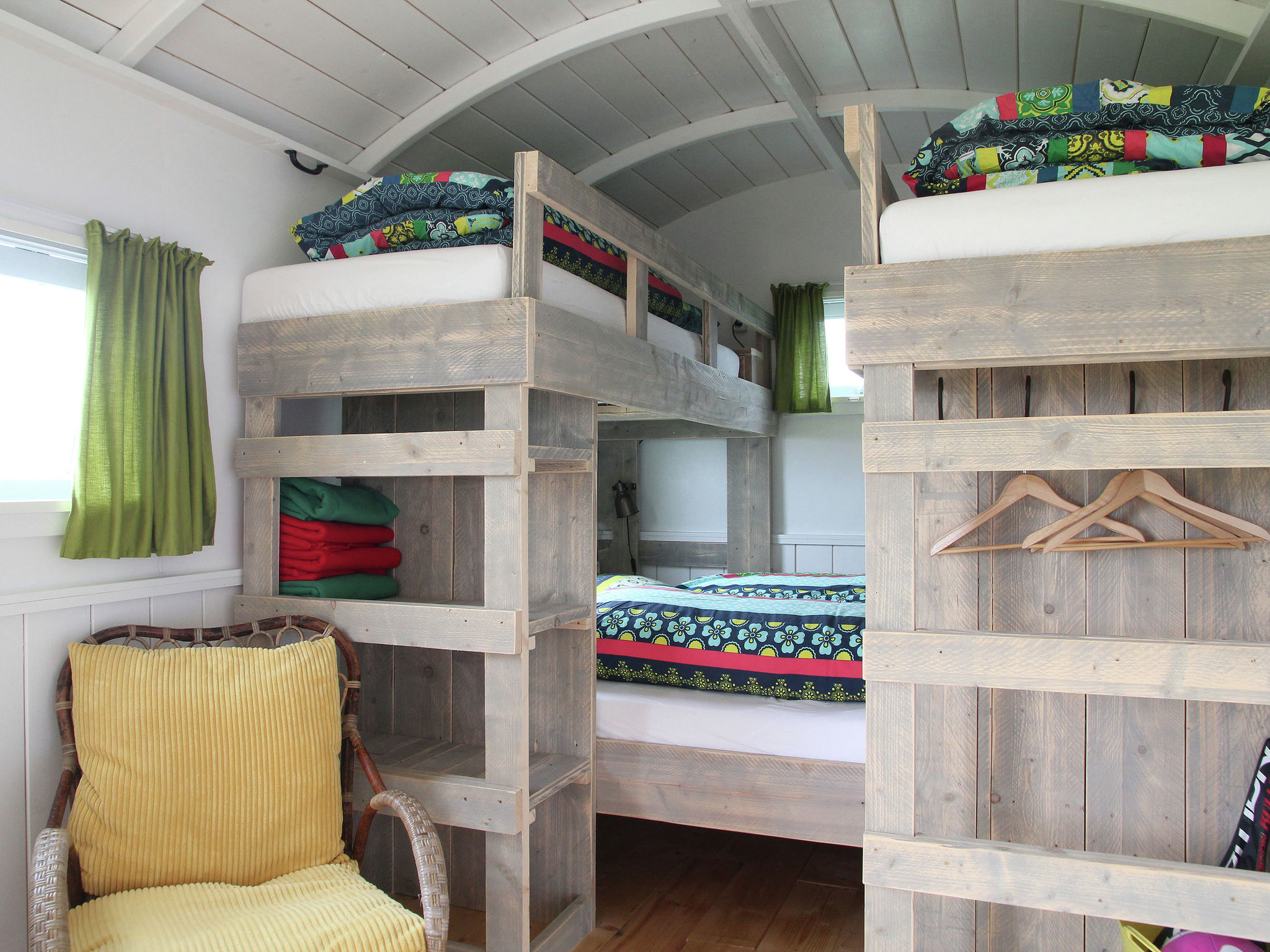 Holland | Groningen | Holiday home Pipowagen Groningen | all year | BedRoom
