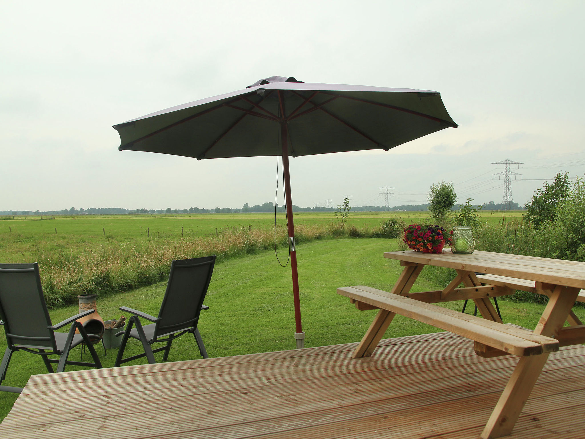 Holland | Groningen | Holiday home Pipowagen Groningen | all year | ViewSummer