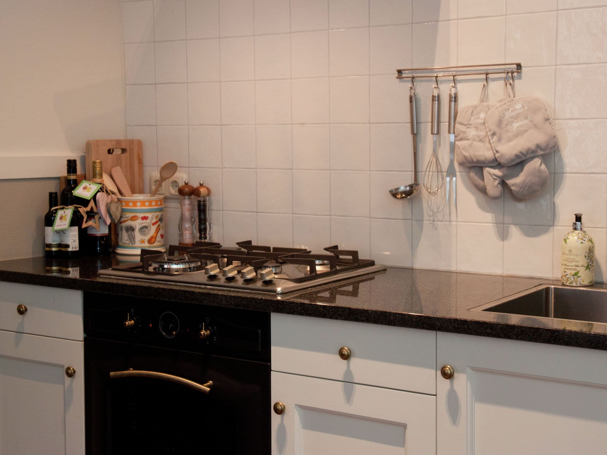 Holland | Friesland | Holiday home Luxe Leeuwarden | all year | Kitchen