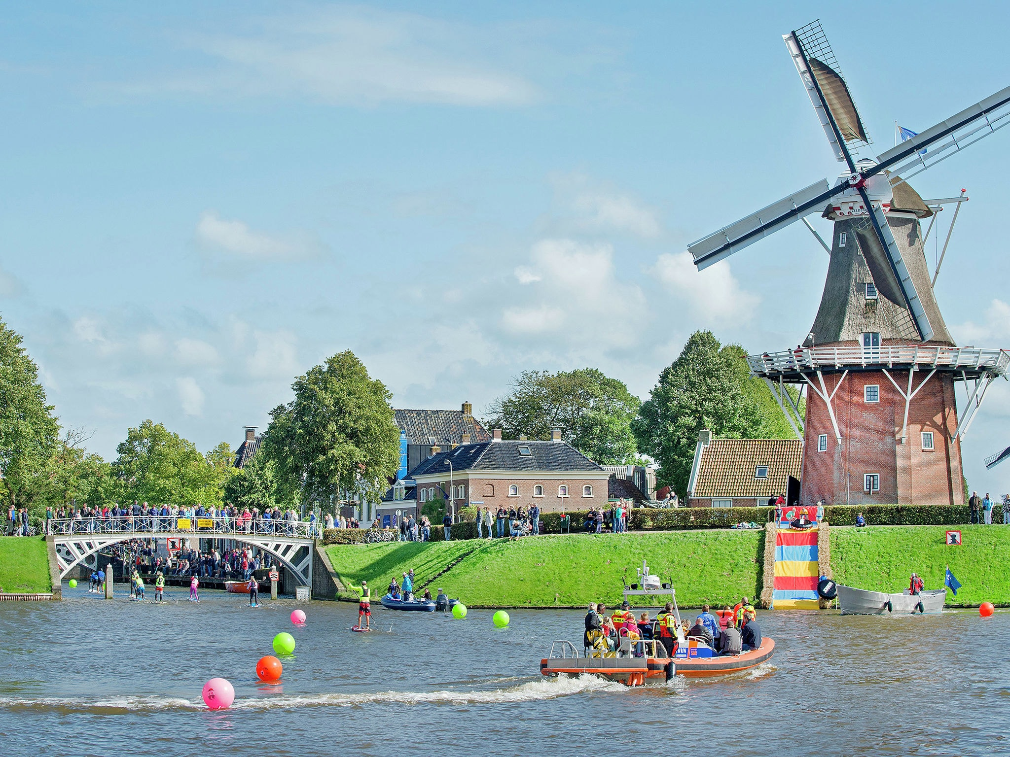 Holland | Friesland | Holiday home Luxe Leeuwarden | all year | AreaSummer20KM