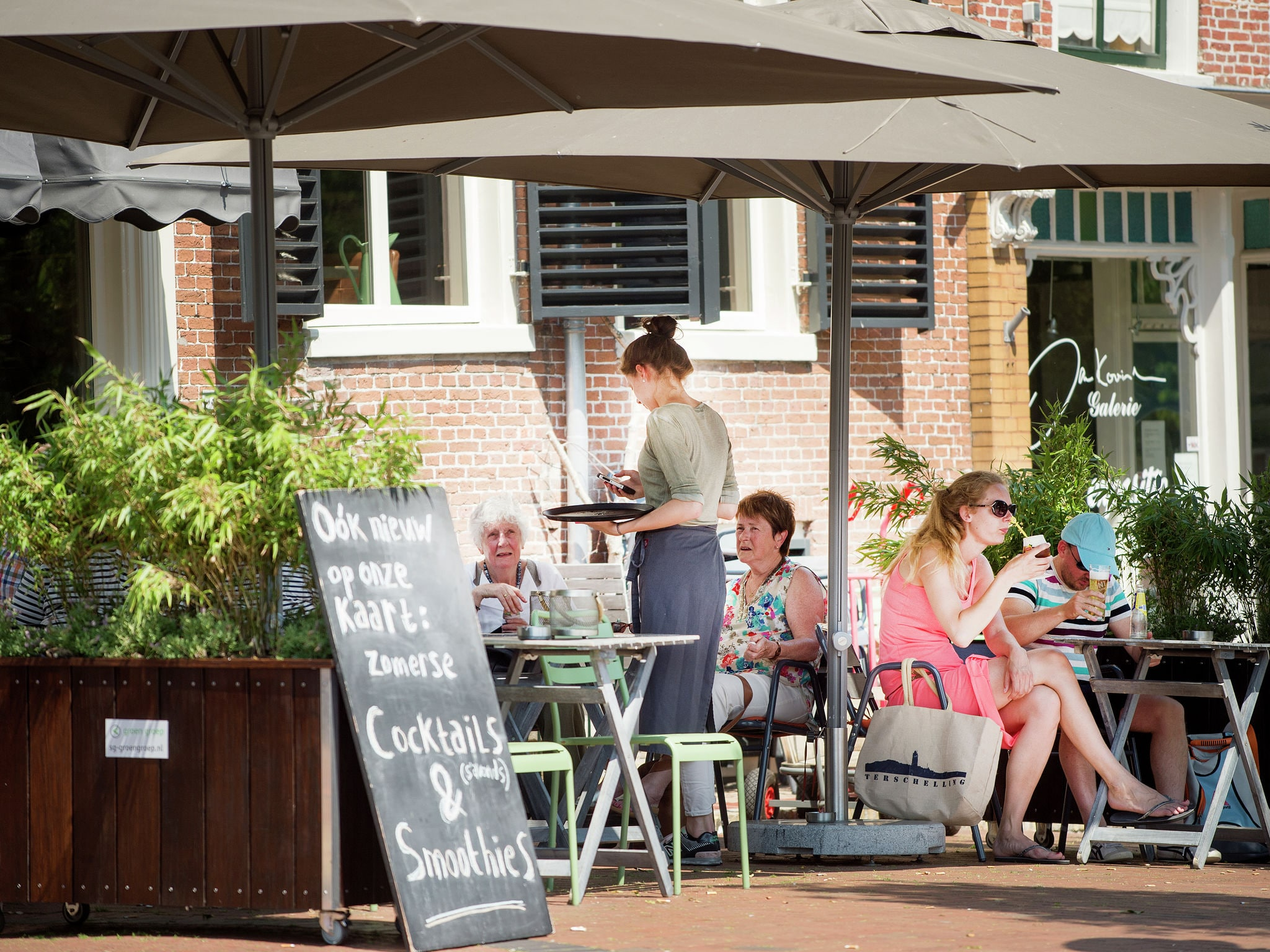 Holland | Friesland | Holiday home Luxe Leeuwarden | all year | AreaSummer1KM