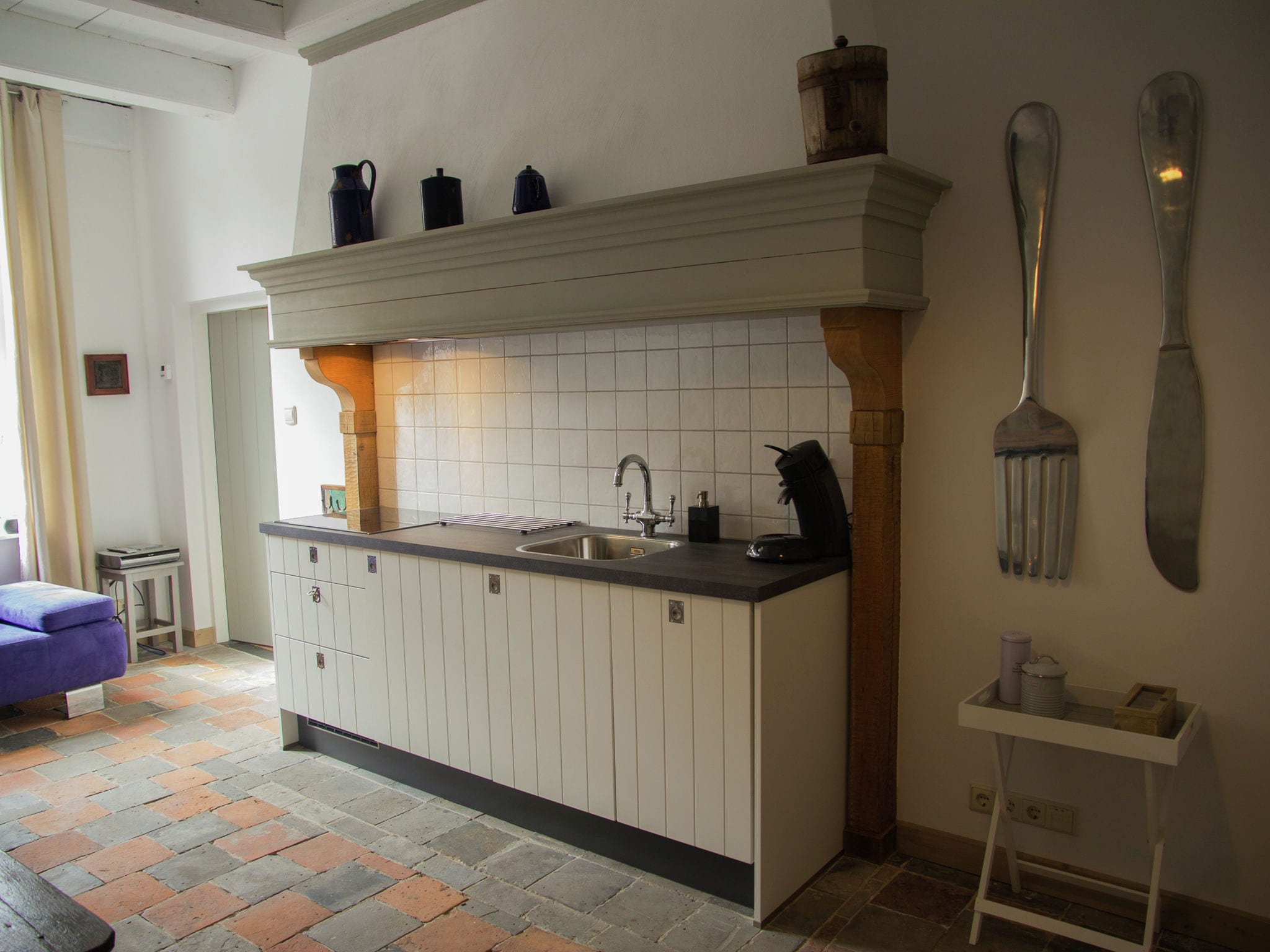 Holland | Zeeland | Holiday home 't Gasthu | all year | Kitchen