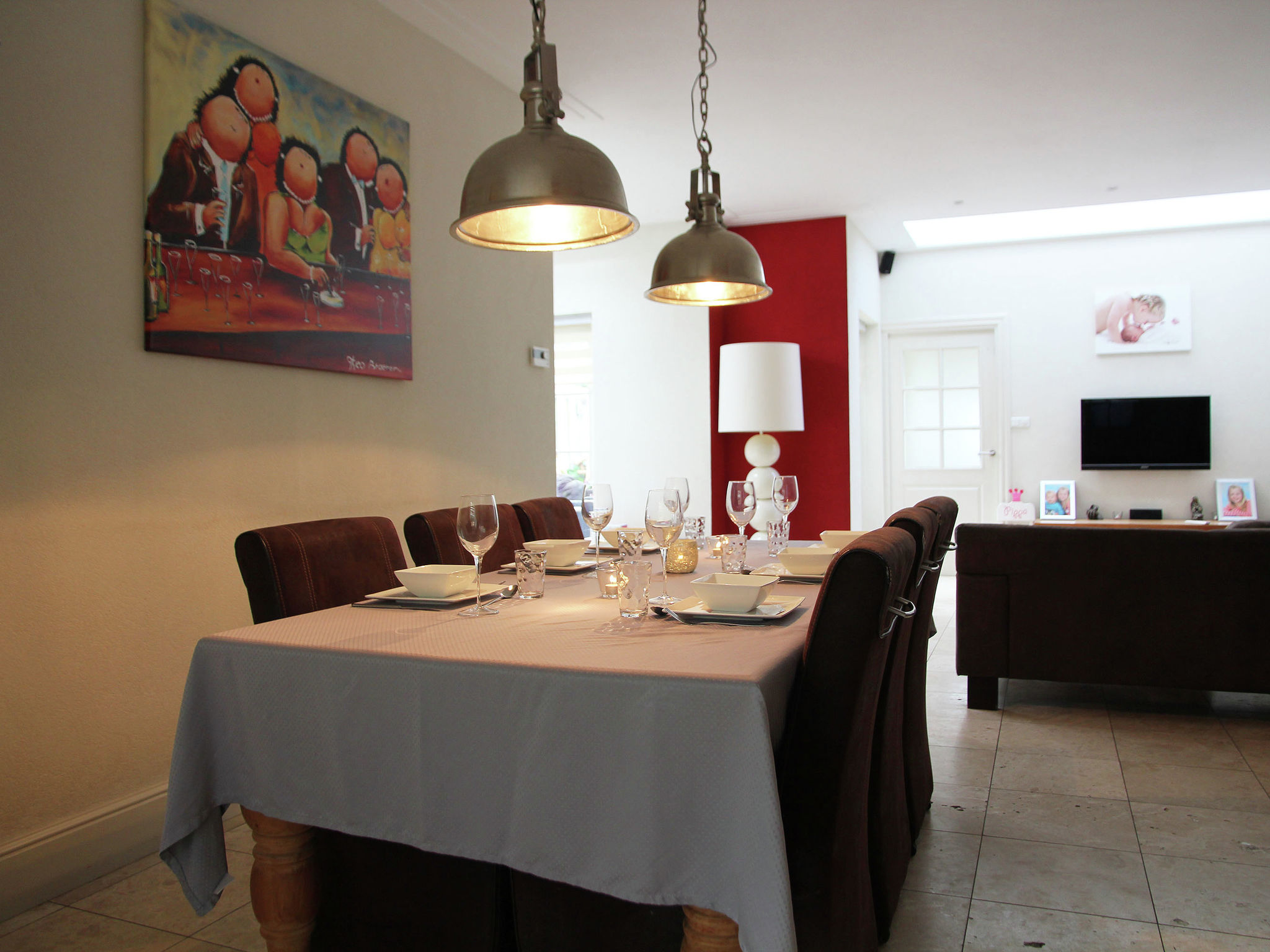 Holland | North Sea Coast North | Holiday home Thuis in Heiloo | all year | DiningRoom