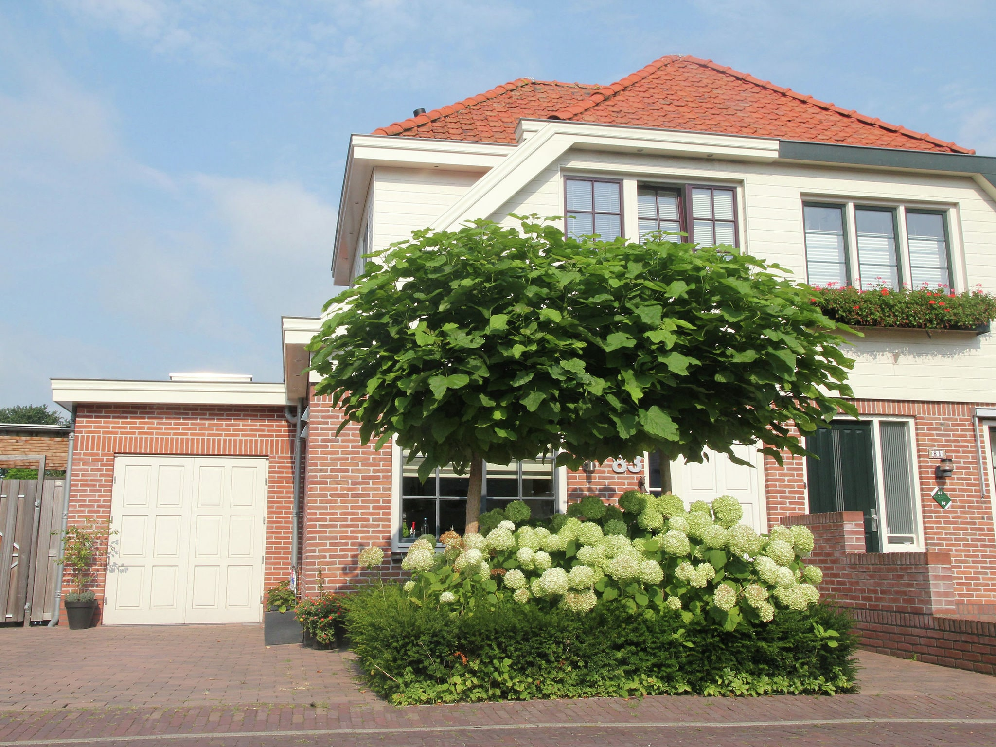 Holland | North Sea Coast North | Holiday home Thuis in Heiloo | all year | ExteriorSummer