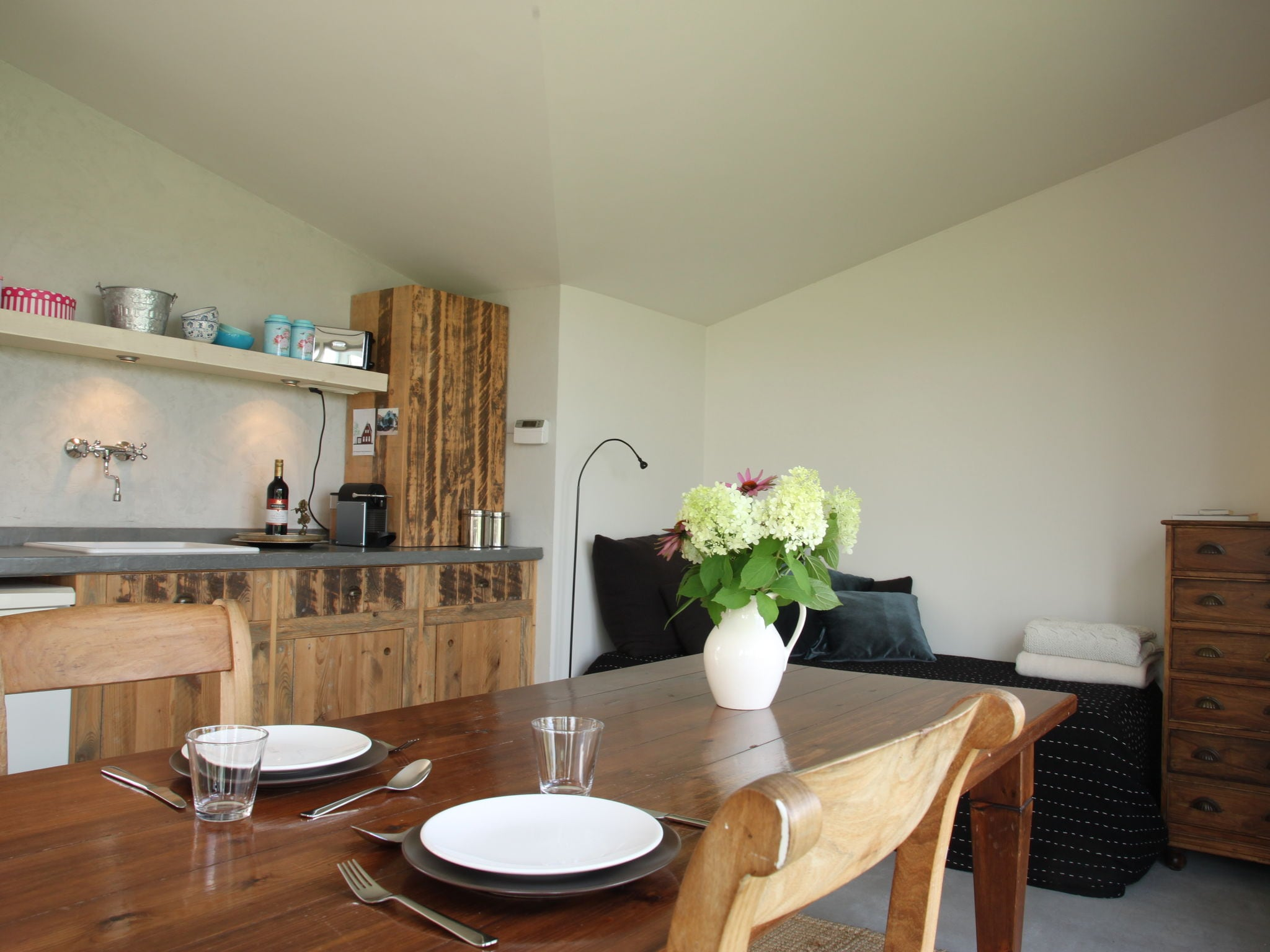 Holland | North Sea Coast North | Holiday home Charming Noord | all year | Kitchen