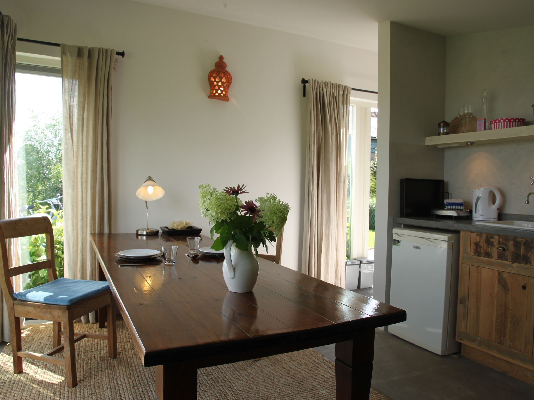 Holland | North Sea Coast North | Holiday home Charming Noord | all year | DiningRoom
