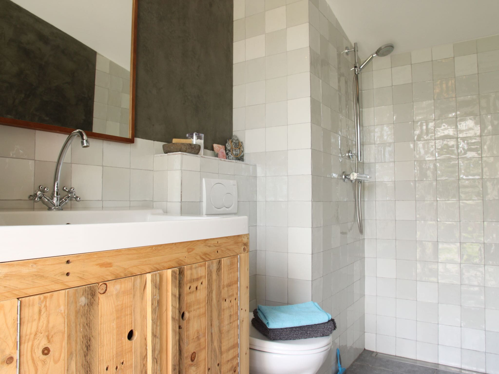 Holland | North Sea Coast North | Holiday home Charming Noord | all year | BathRoom
