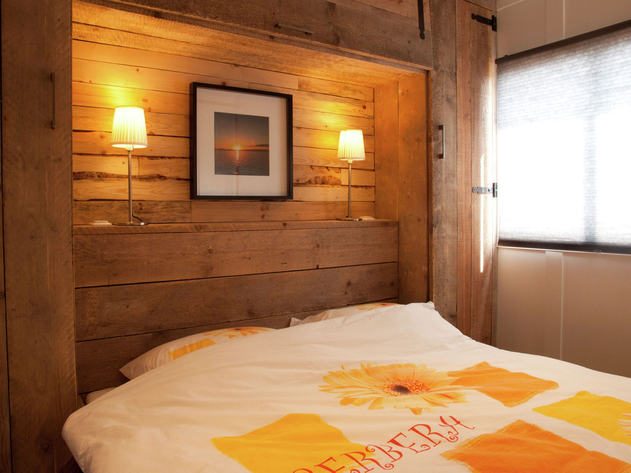 Holland | Friesland | Holiday home Chalet Veranda | all year | BedRoom