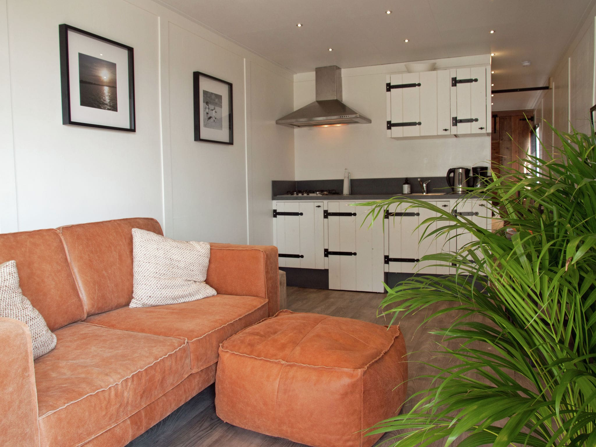 Holland | Friesland | Holiday home Chalet Veranda | all year | LivingRoom