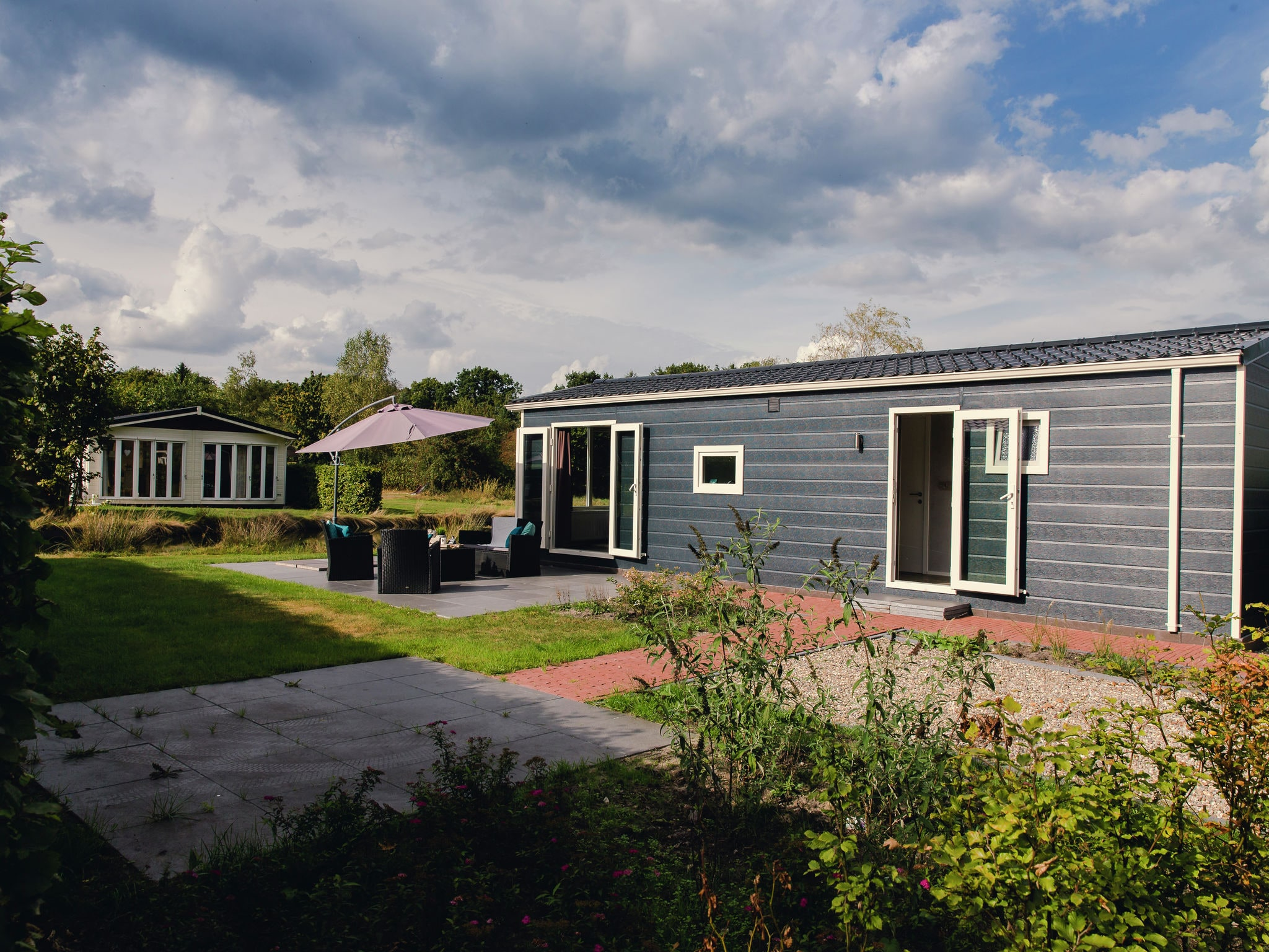 Holland | Overijssel | Holiday home Buitenplaats Holten | all year | GardenSummer