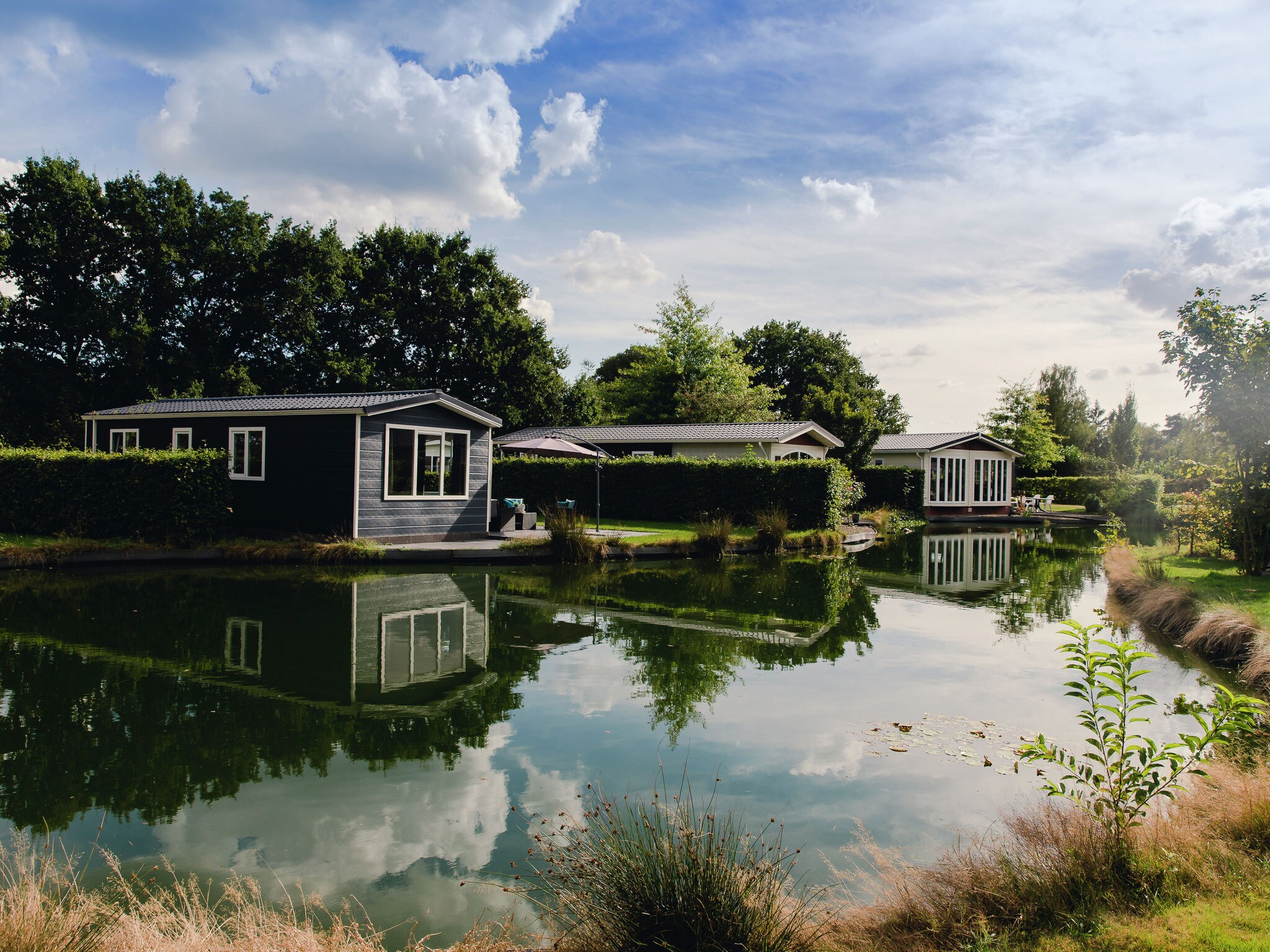 Holland | Overijssel | Holiday home Buitenplaats Holten | all year | ExteriorSummer