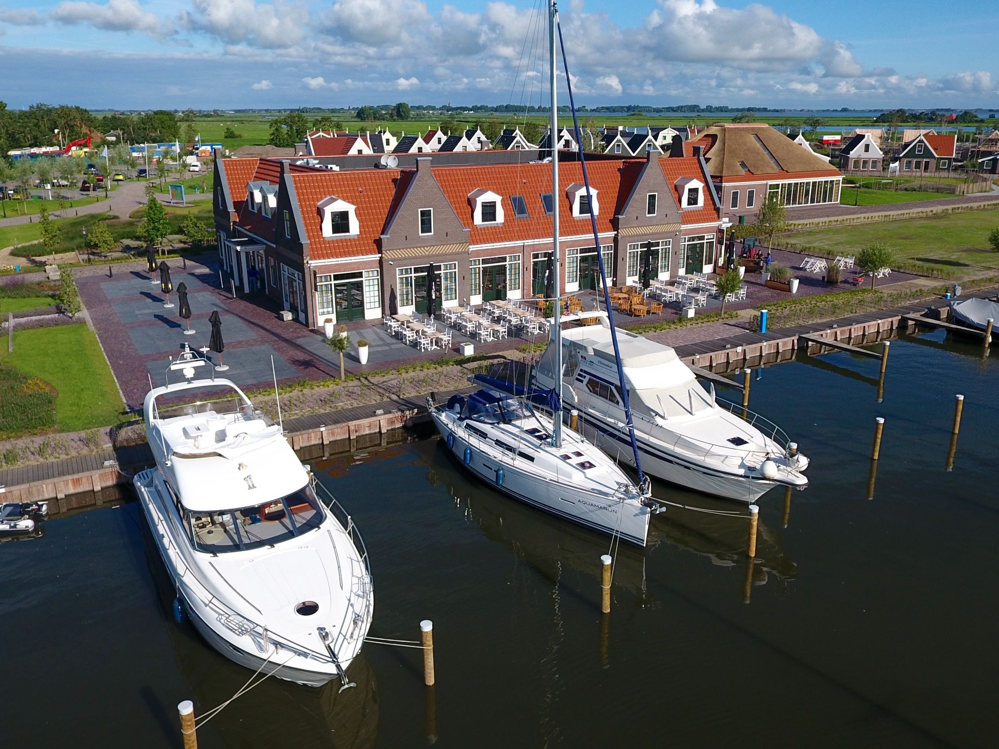 Holland | North Sea Coast North | Holiday home Resort Poort van Amsterdam | all year | ParkFacilities