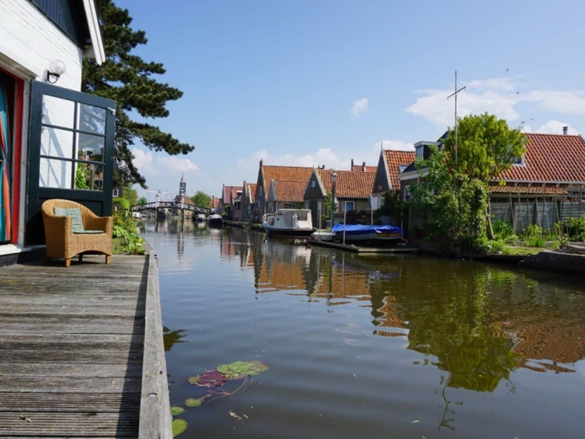 Holland | Friesland | Holiday home Skippers Inn | all year | ExteriorSummer