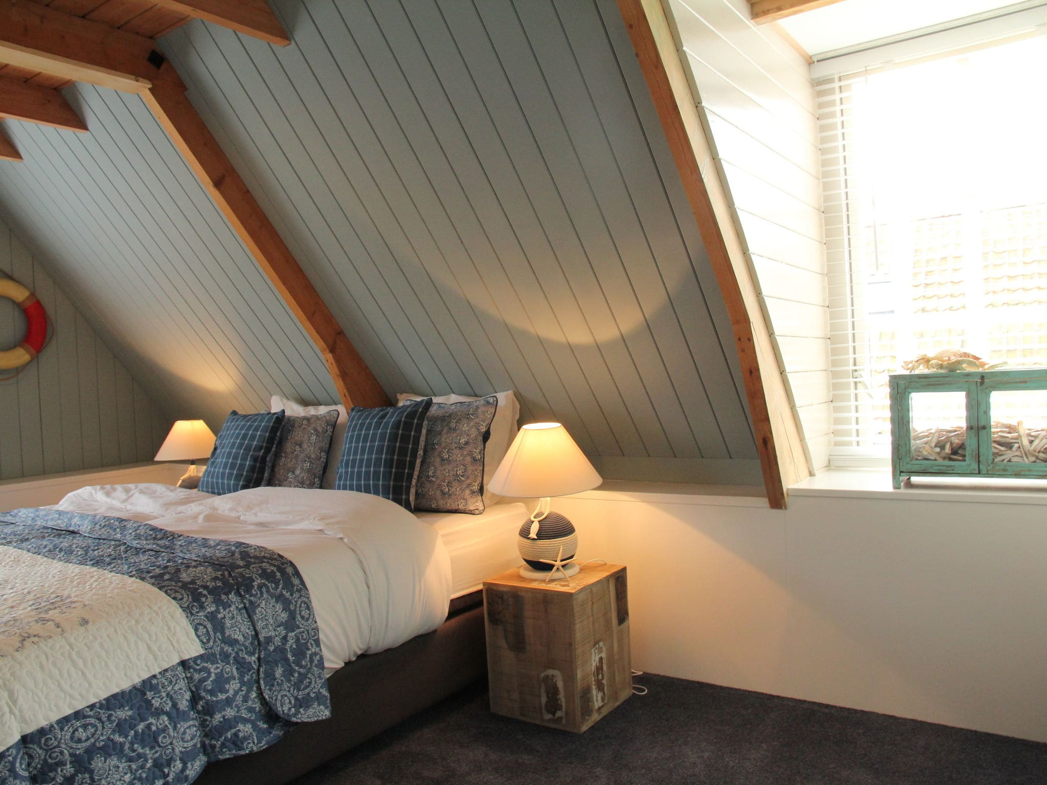 Holland | Friesland | Holiday home Skippers Inn | all year | BedRoom
