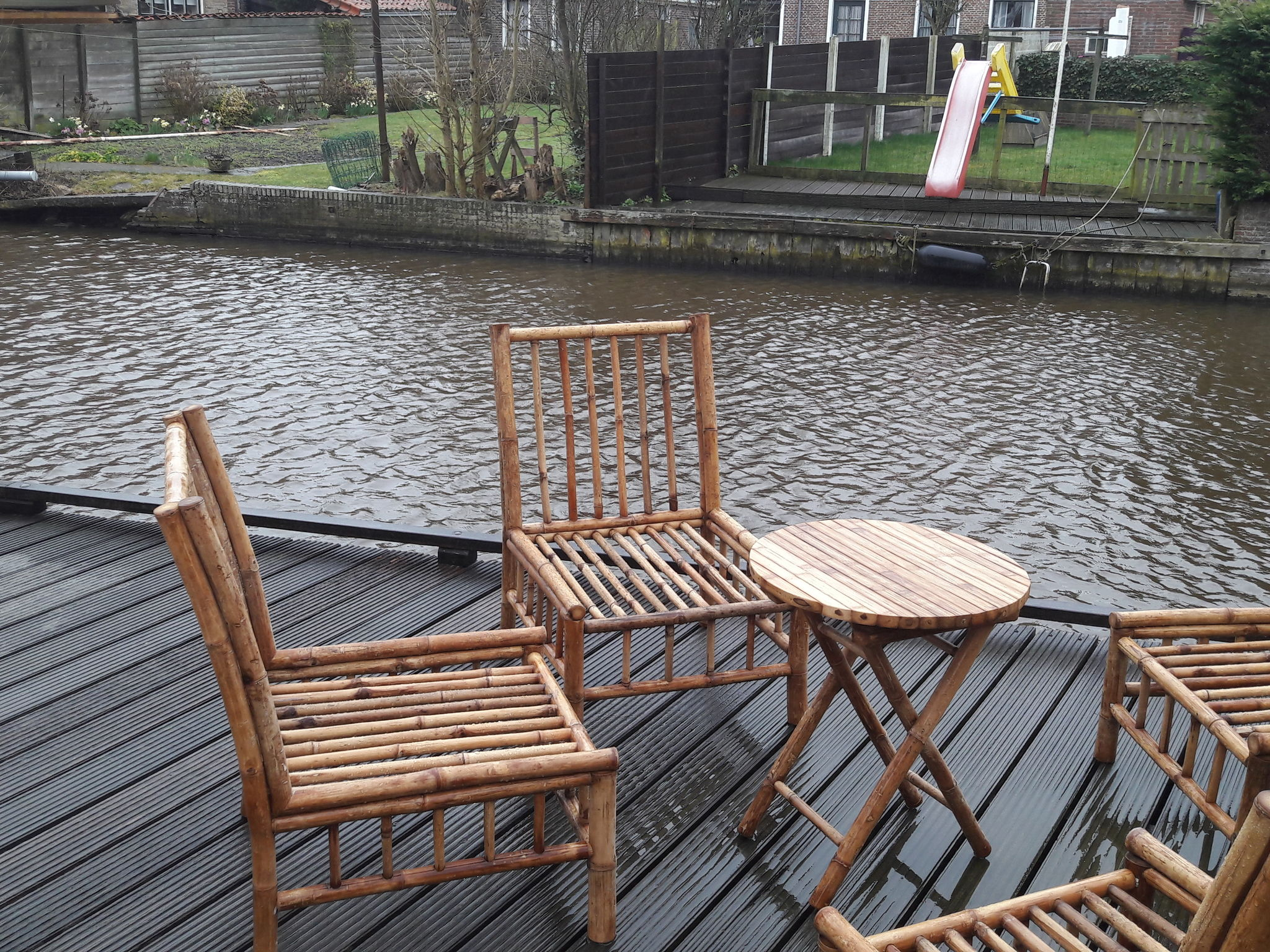 Holland | Friesland | Holiday home Skippers Inn | all year | TerraceBalcony