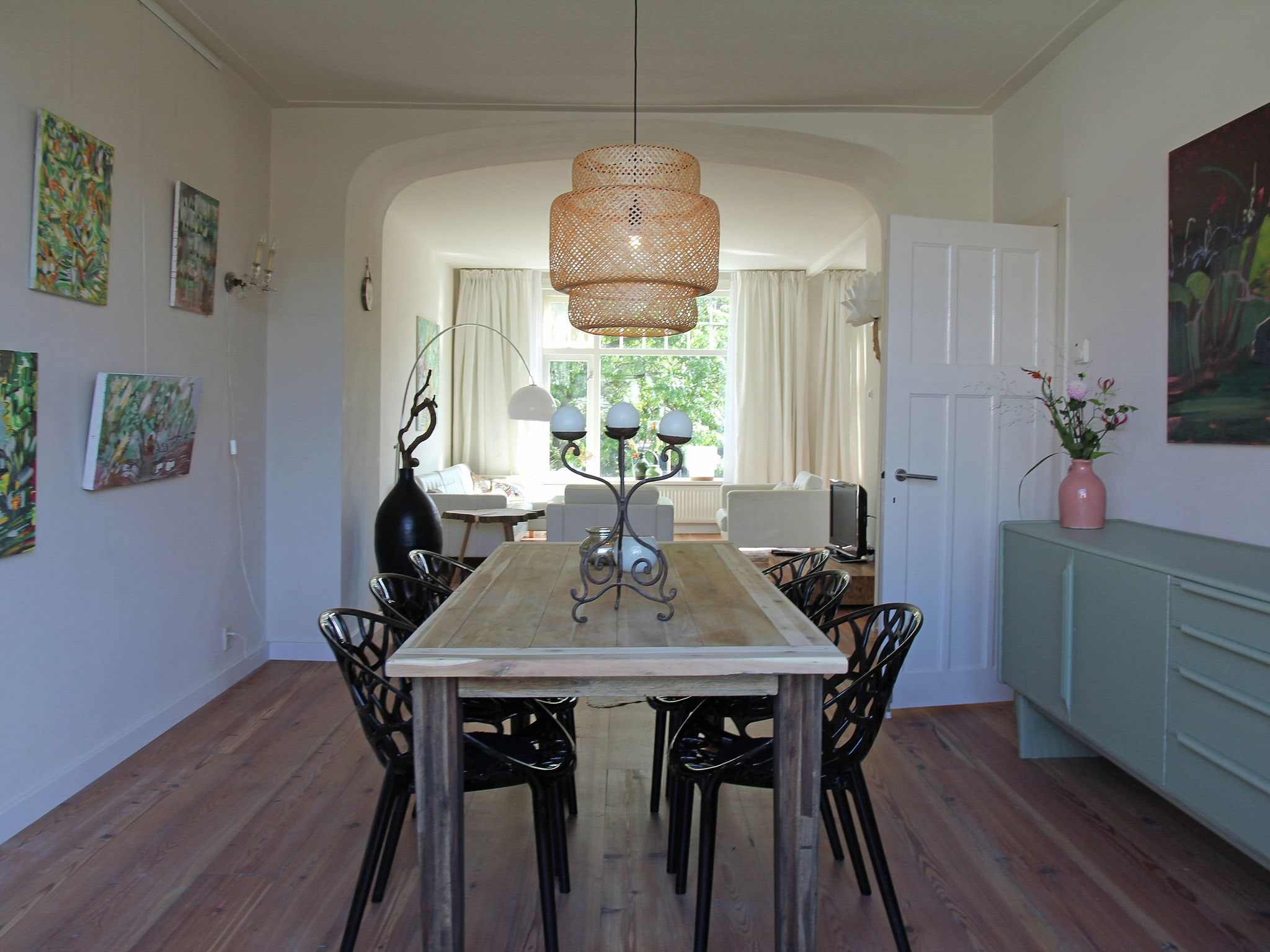 Holland | North Sea Coast North | Holiday home Brocant Bergen | all year | DiningRoom