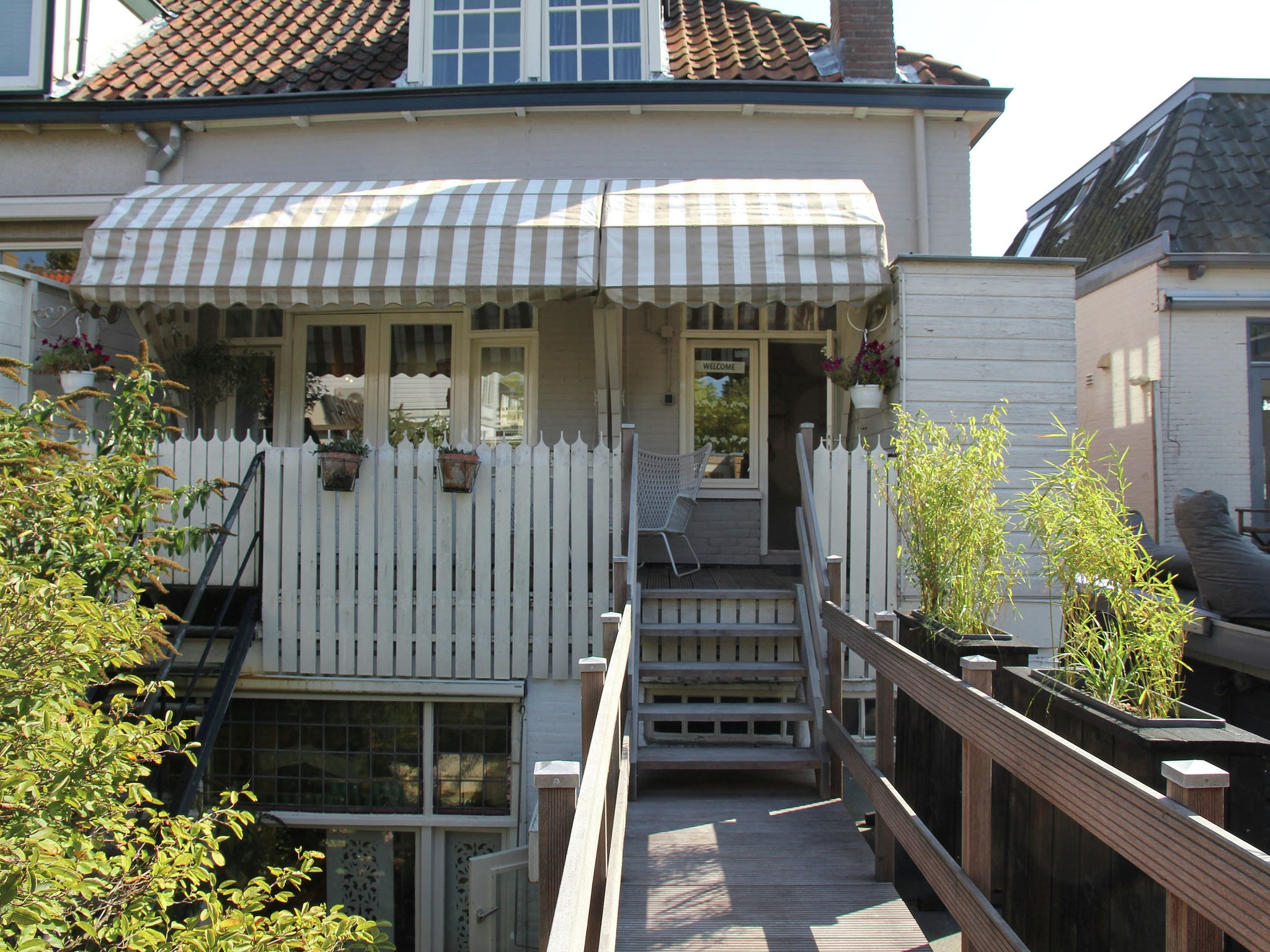 Holland | North Sea Coast North | Holiday home Brocant Bergen | all year | ExteriorSummer