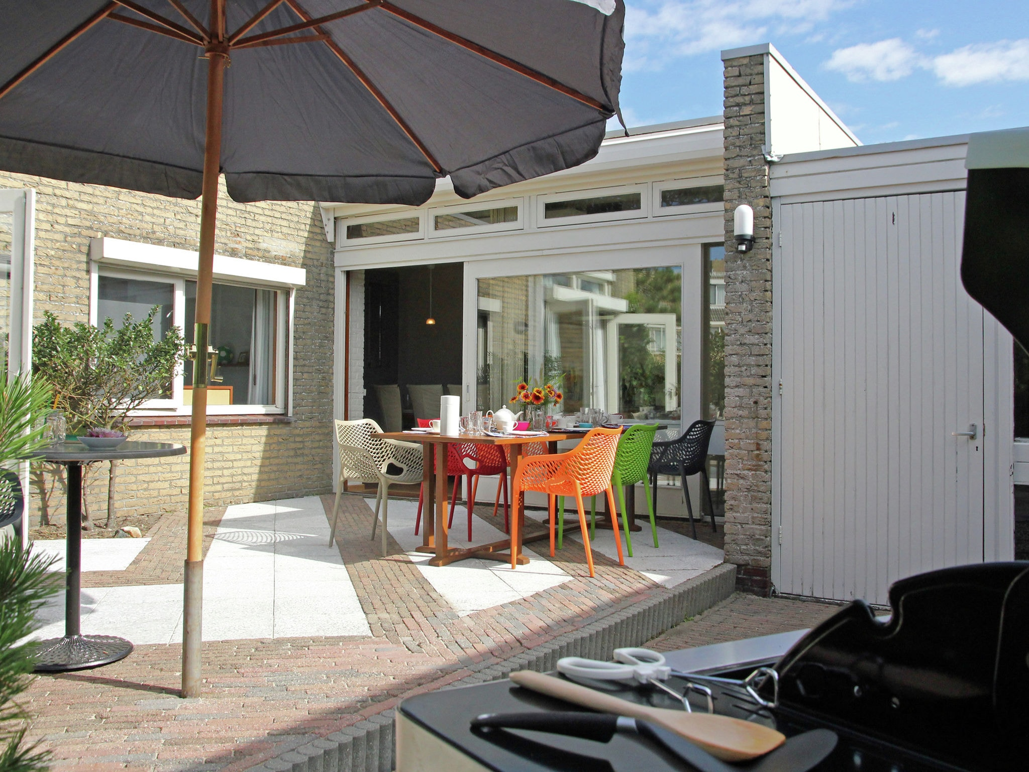 Holland | North Sea Coast North | Holiday home Kleurrijk Petten | all year | GardenSummer
